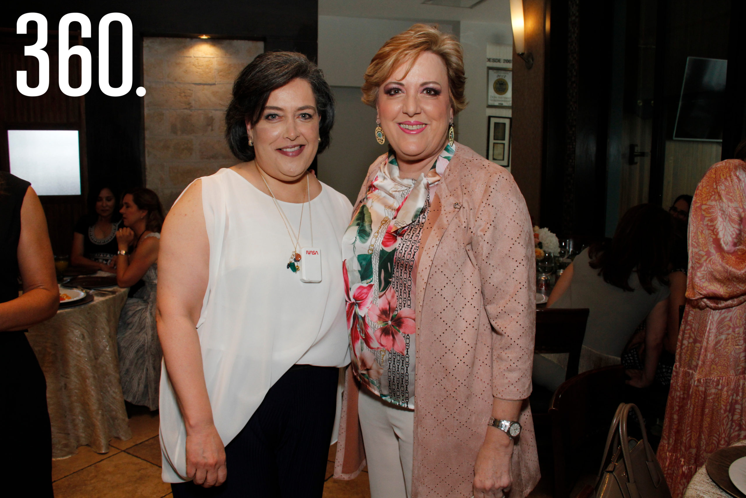Diana Castilla Galindo y Patricia Martínez.
