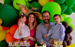 Familia Arizpe Santoscoy.
