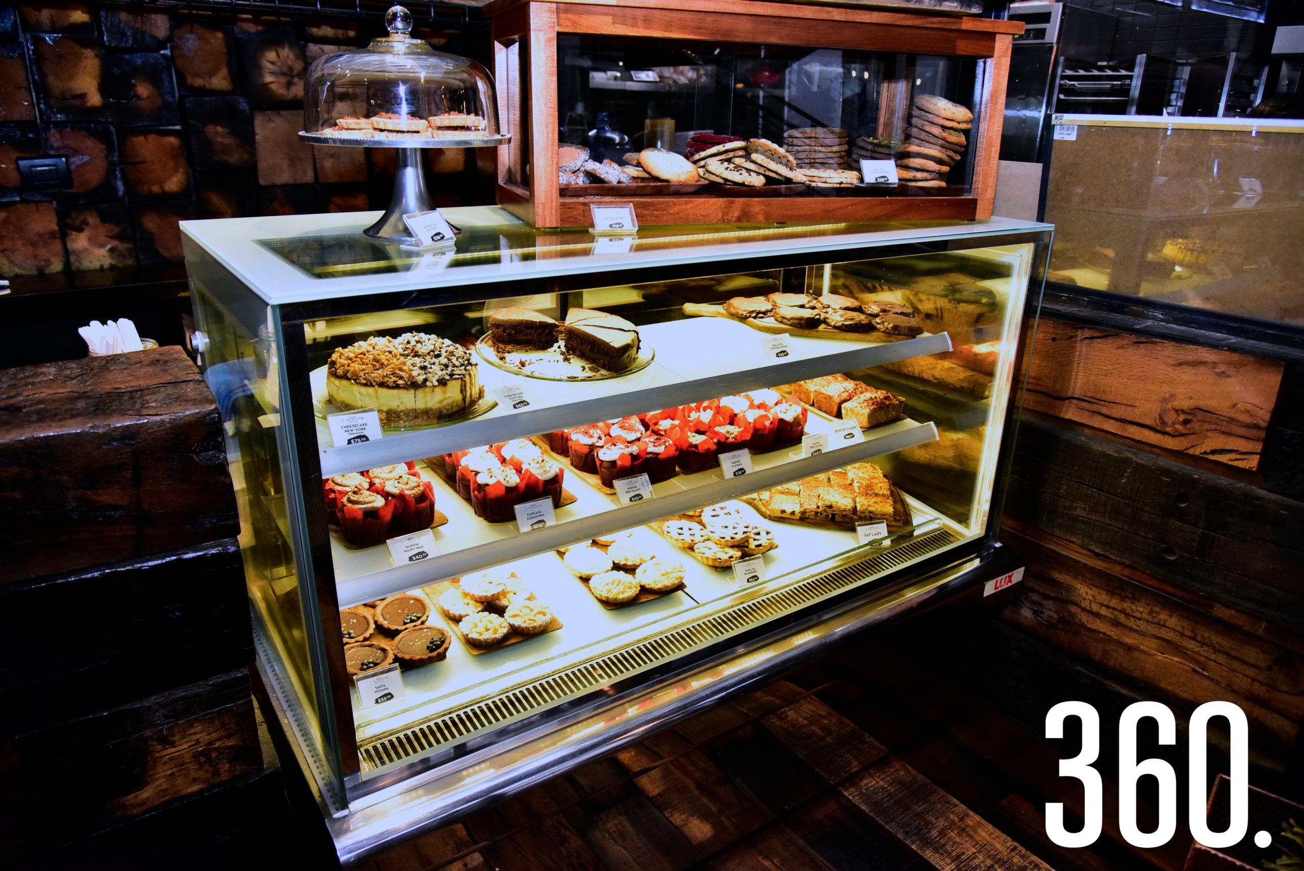 La Panadería es una de las favoritas de los comensales.