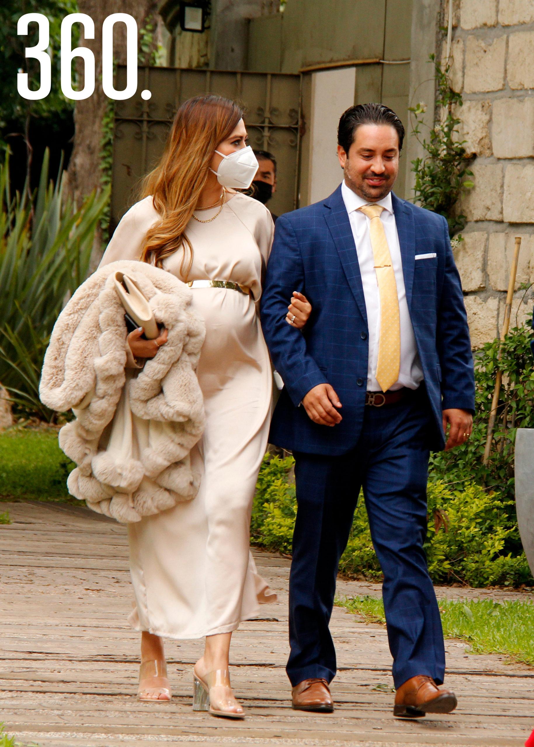 Sofía González y Fernando López.