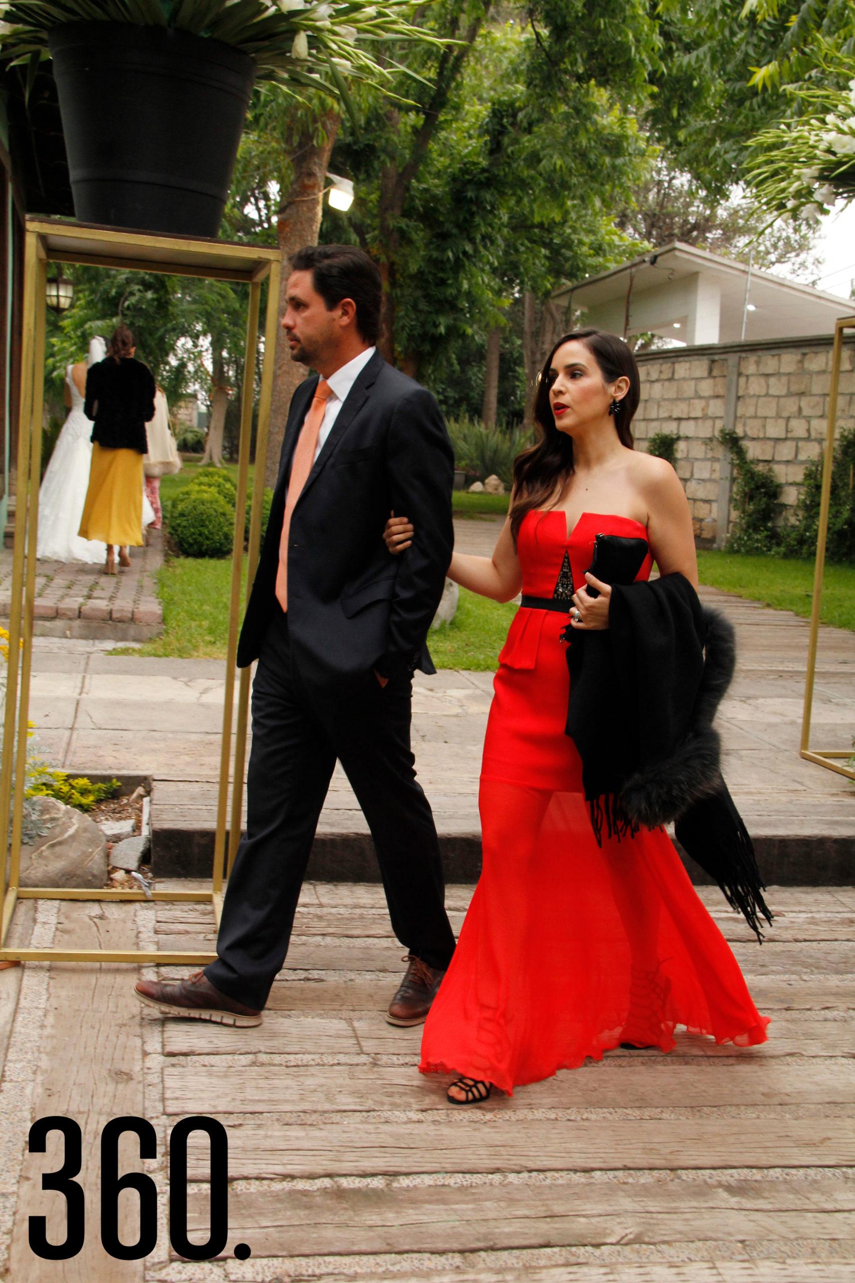 José Díaz y Bibina Rodríguez.