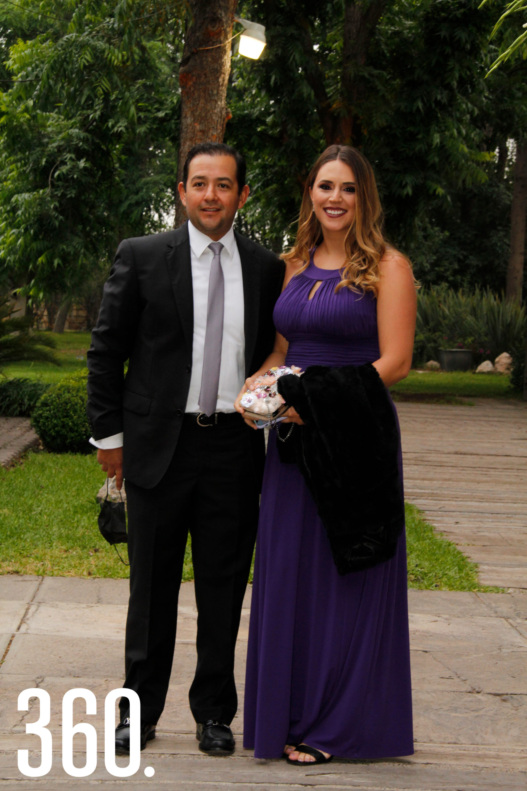 José Luis Pérez y Cristina Dávila.
