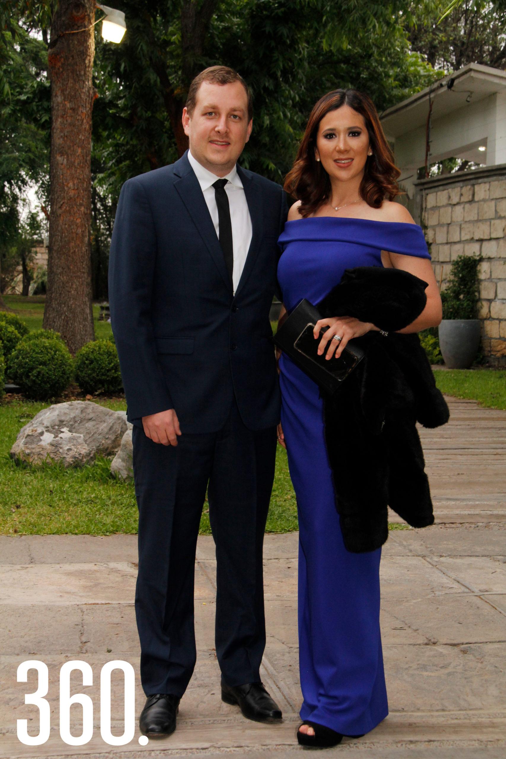 Fernando Carrillo y Julissa Chávez.