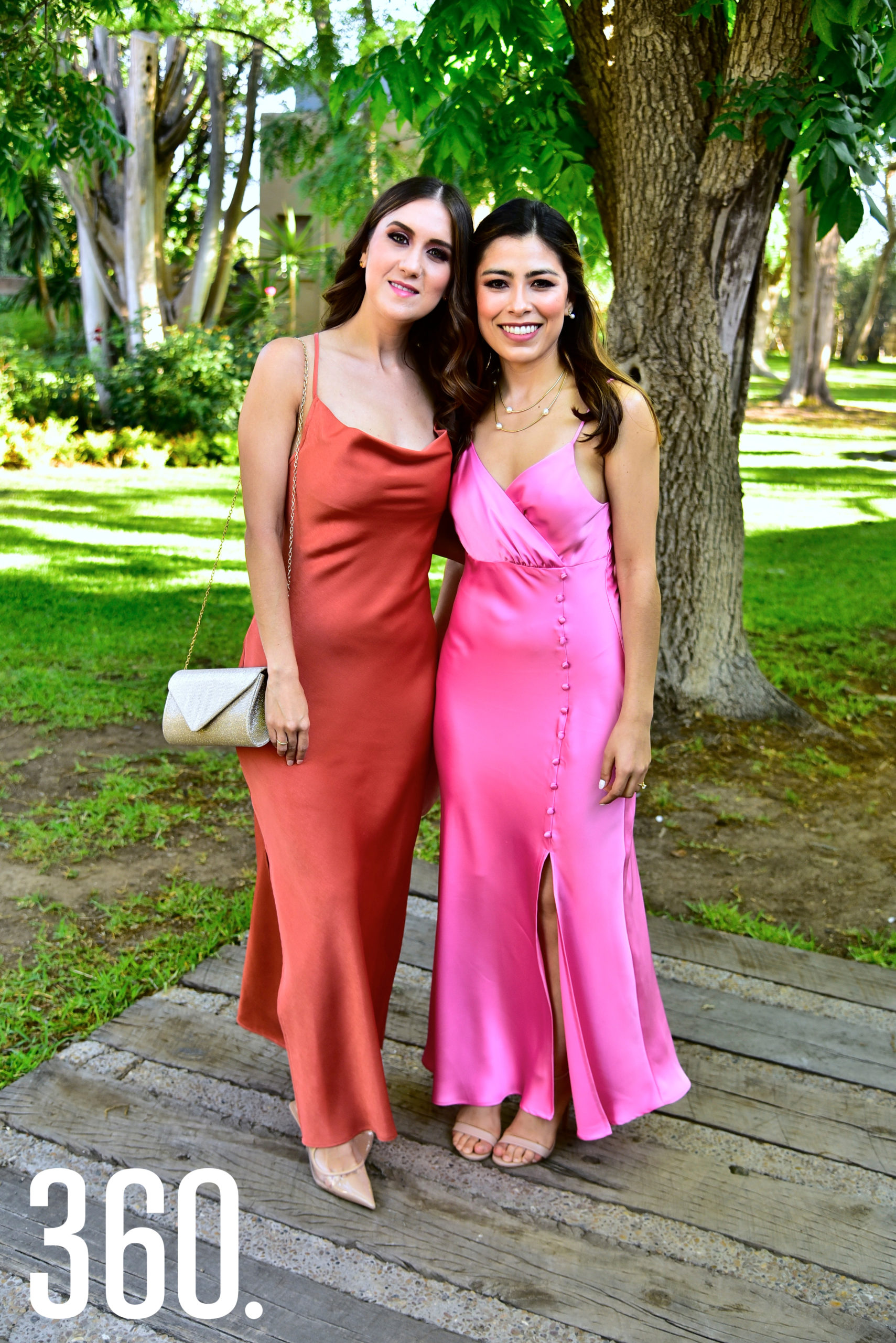 Marifer Garza y Ana Yamamoto.
