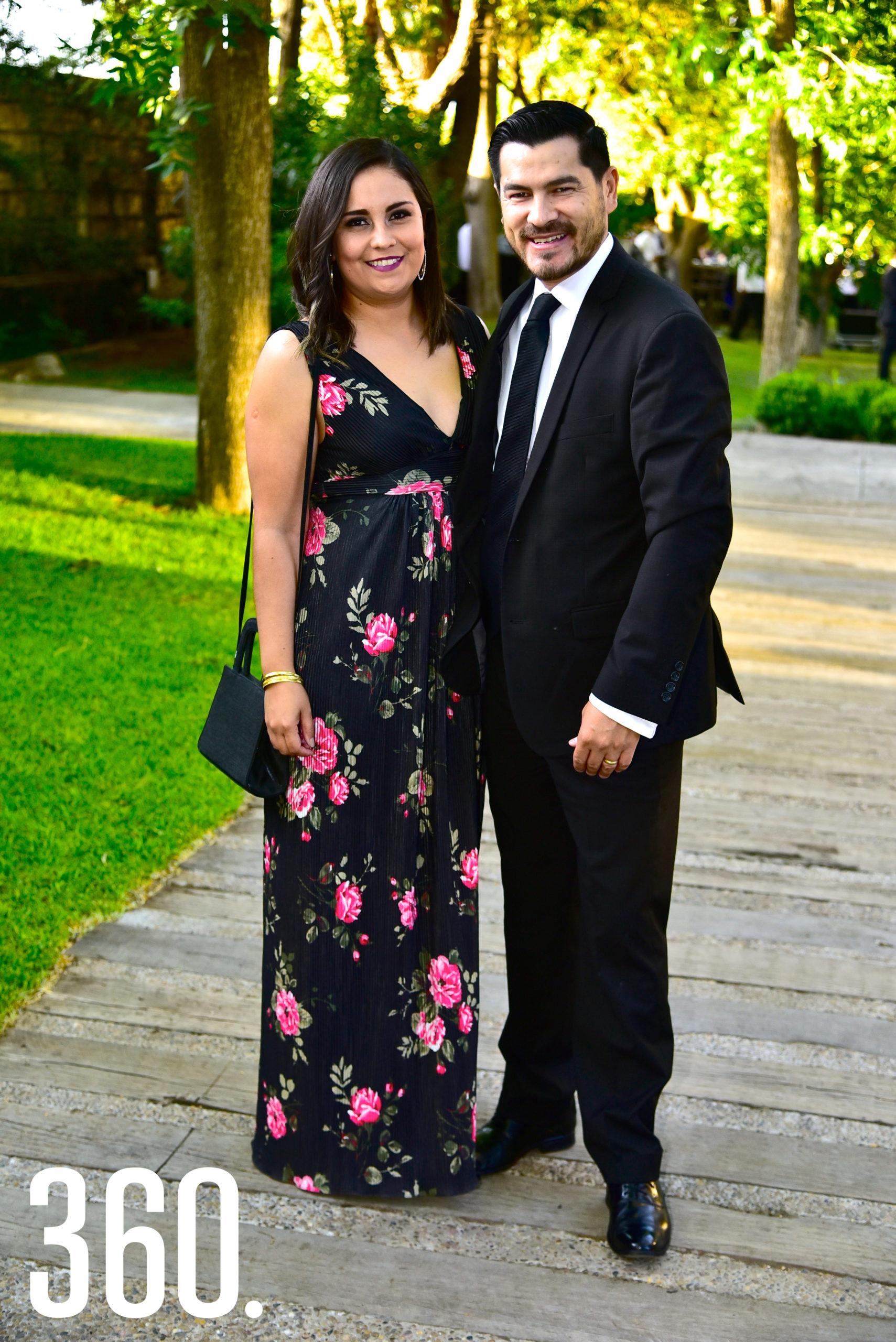 Susana Aguirre y Manrique Vázquez.