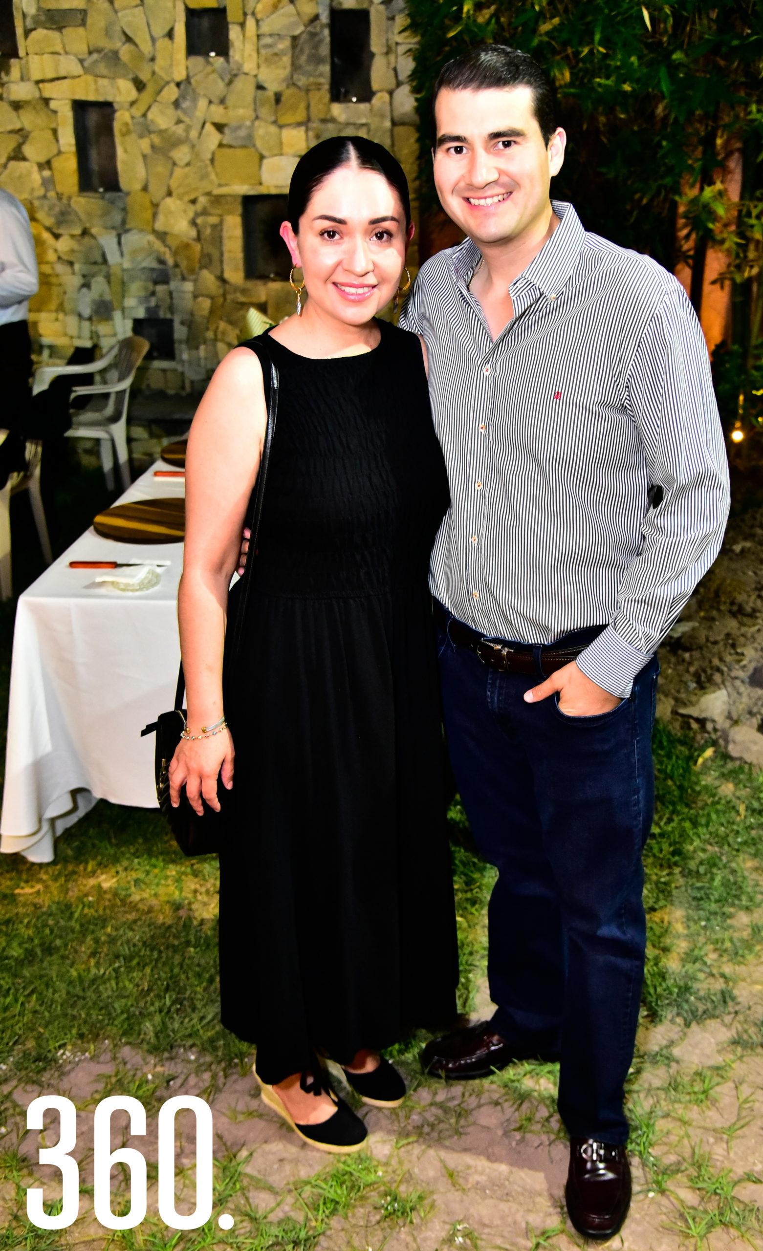 Cecilia Valdés y Diego Rodríguez.