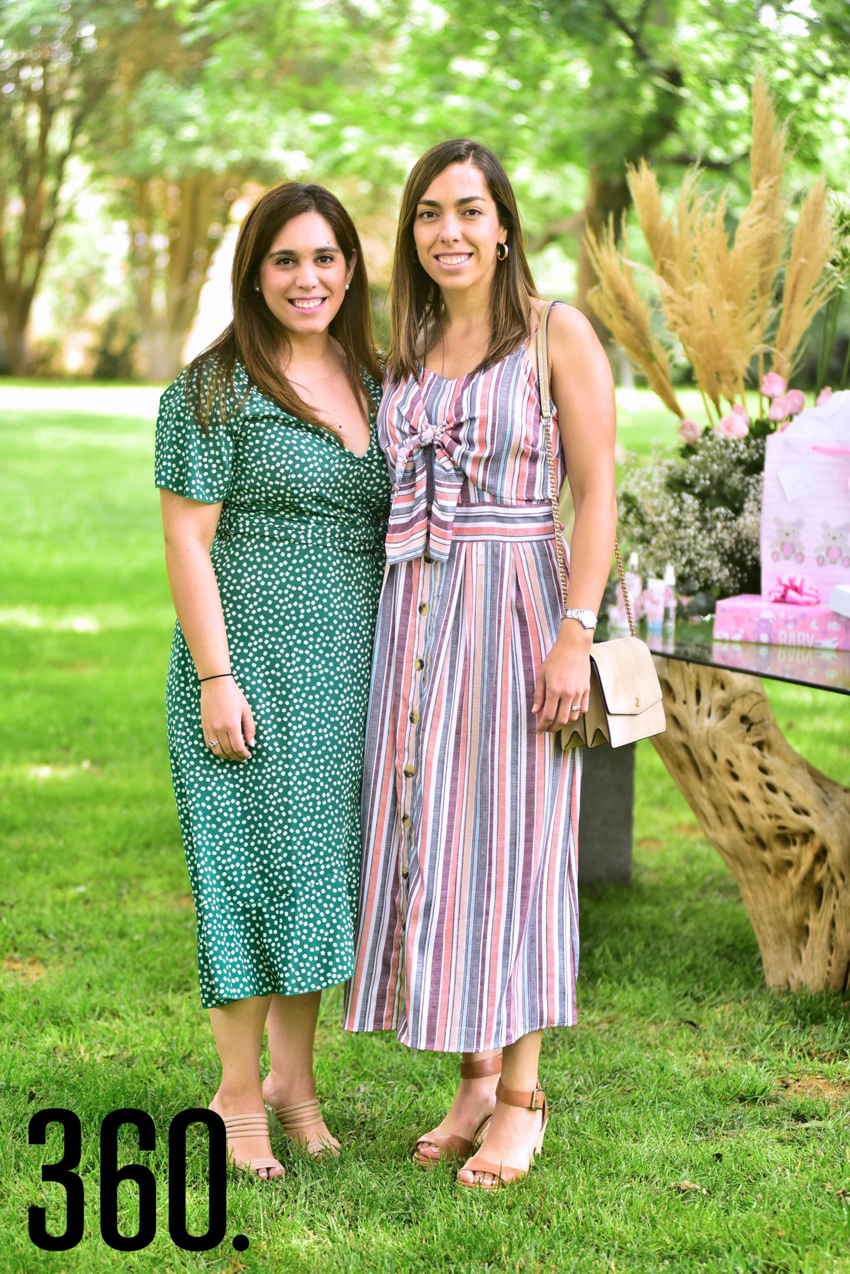 Mariana y Sofía de las Fuentes.