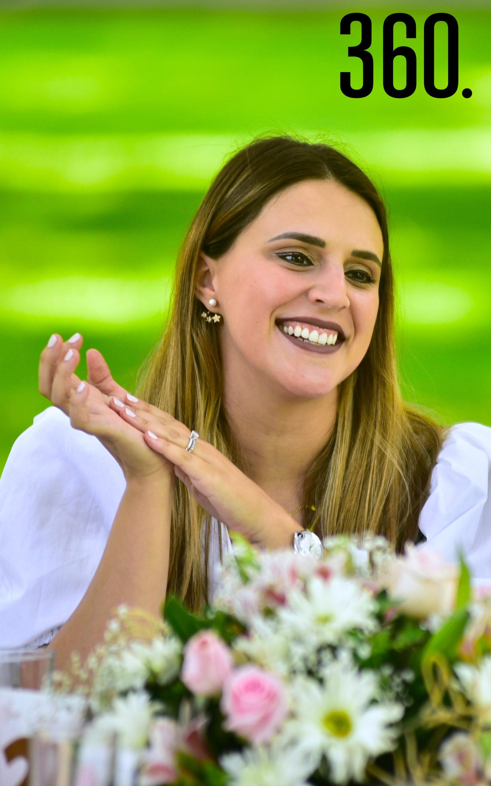 Cristina Dávila.