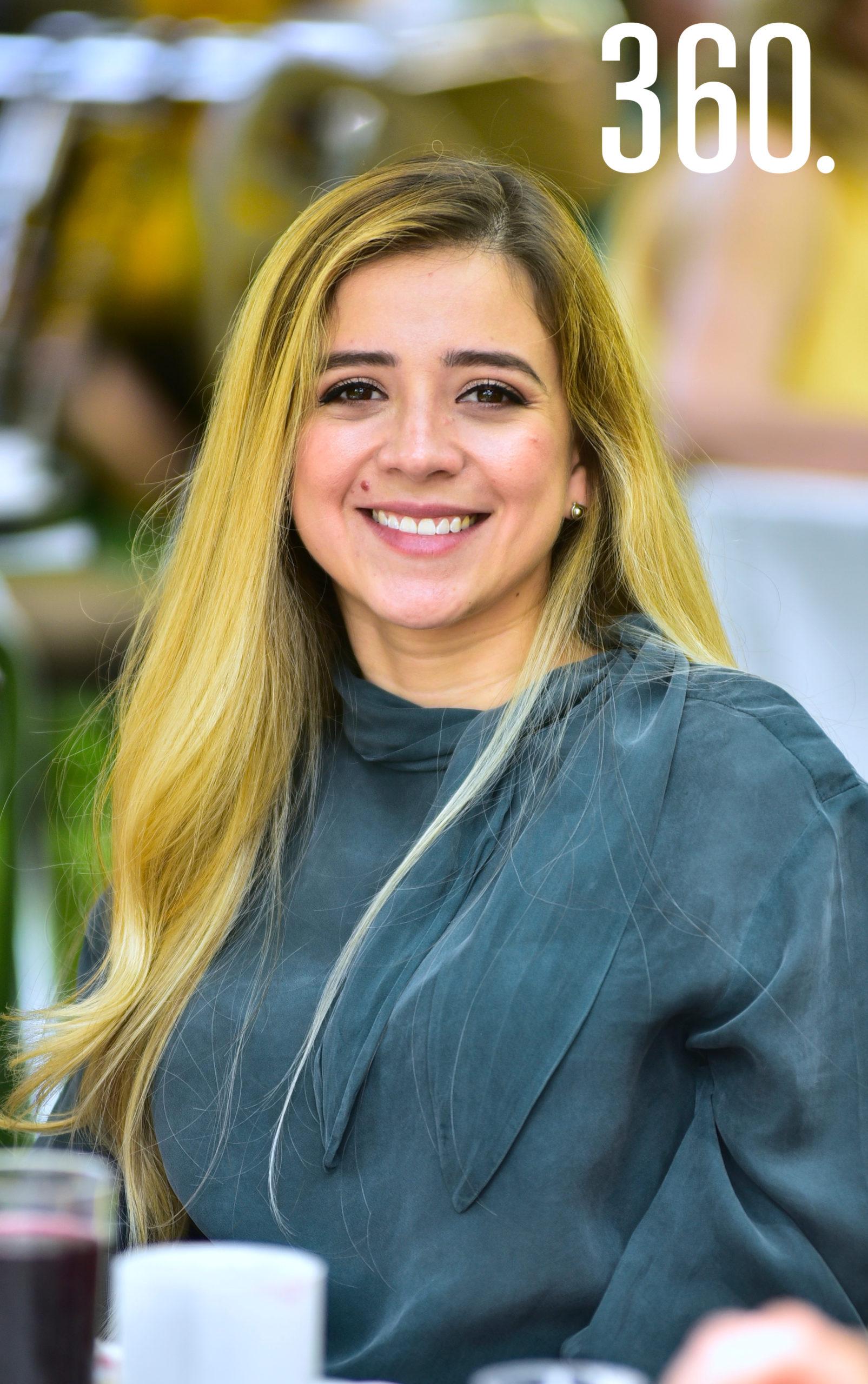 Michelle Sánchez.