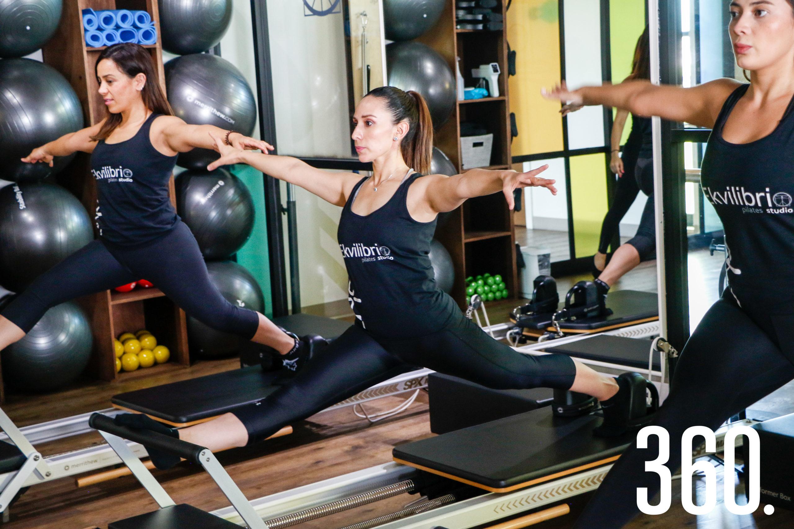 Ekvilibrio Pilates Studio busca brindar la mejor atención a sus clientes.