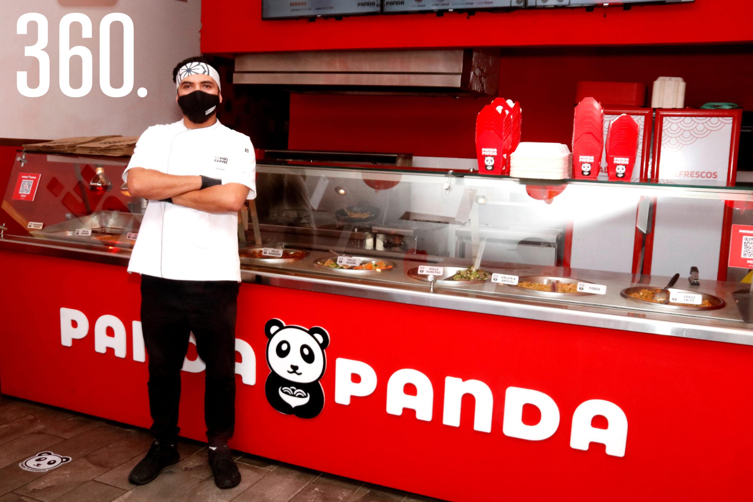 Mario Valdez, chef especialista en comida oriental.