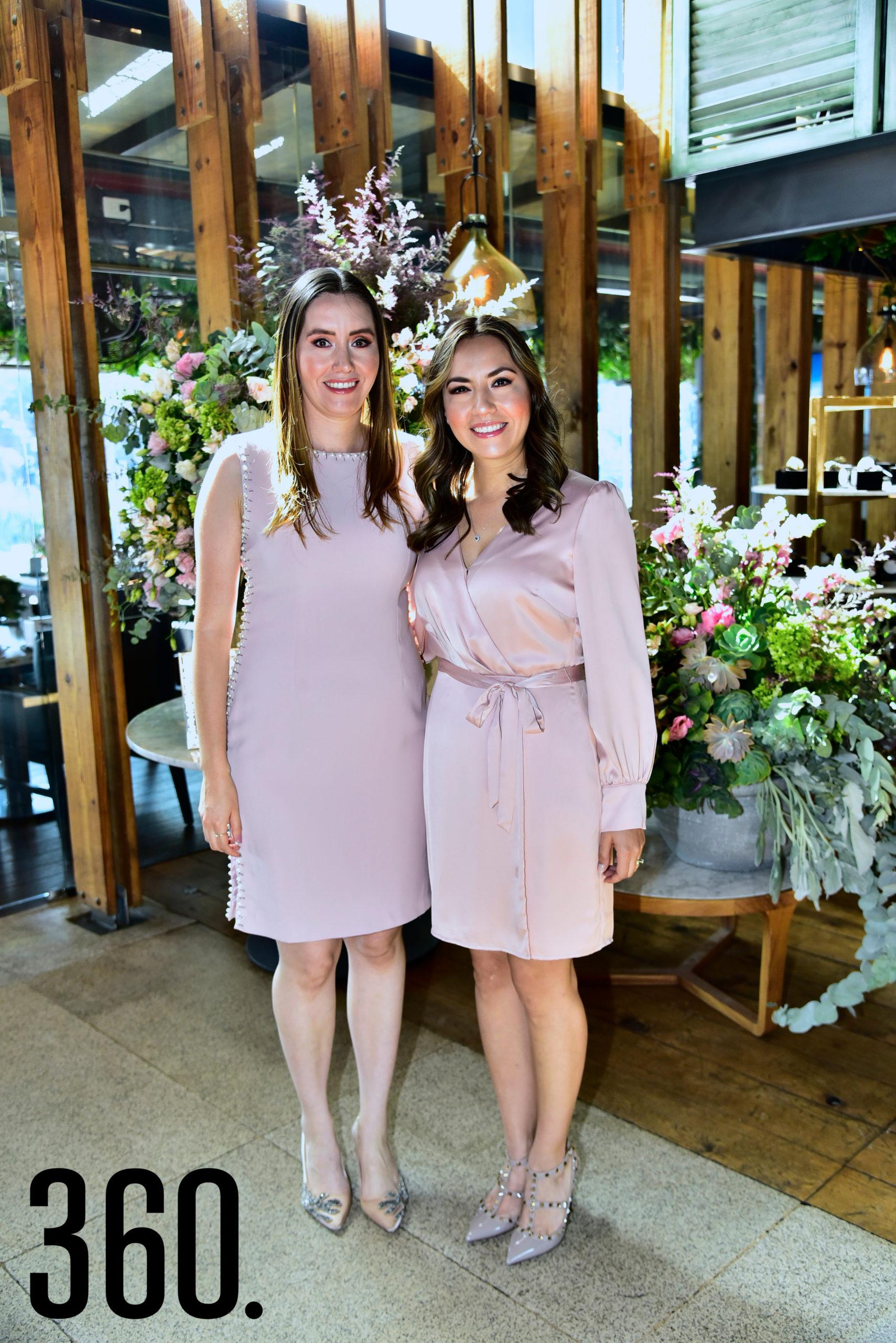 Nadia Villanueva y Cynthia Villanueva Ramos.