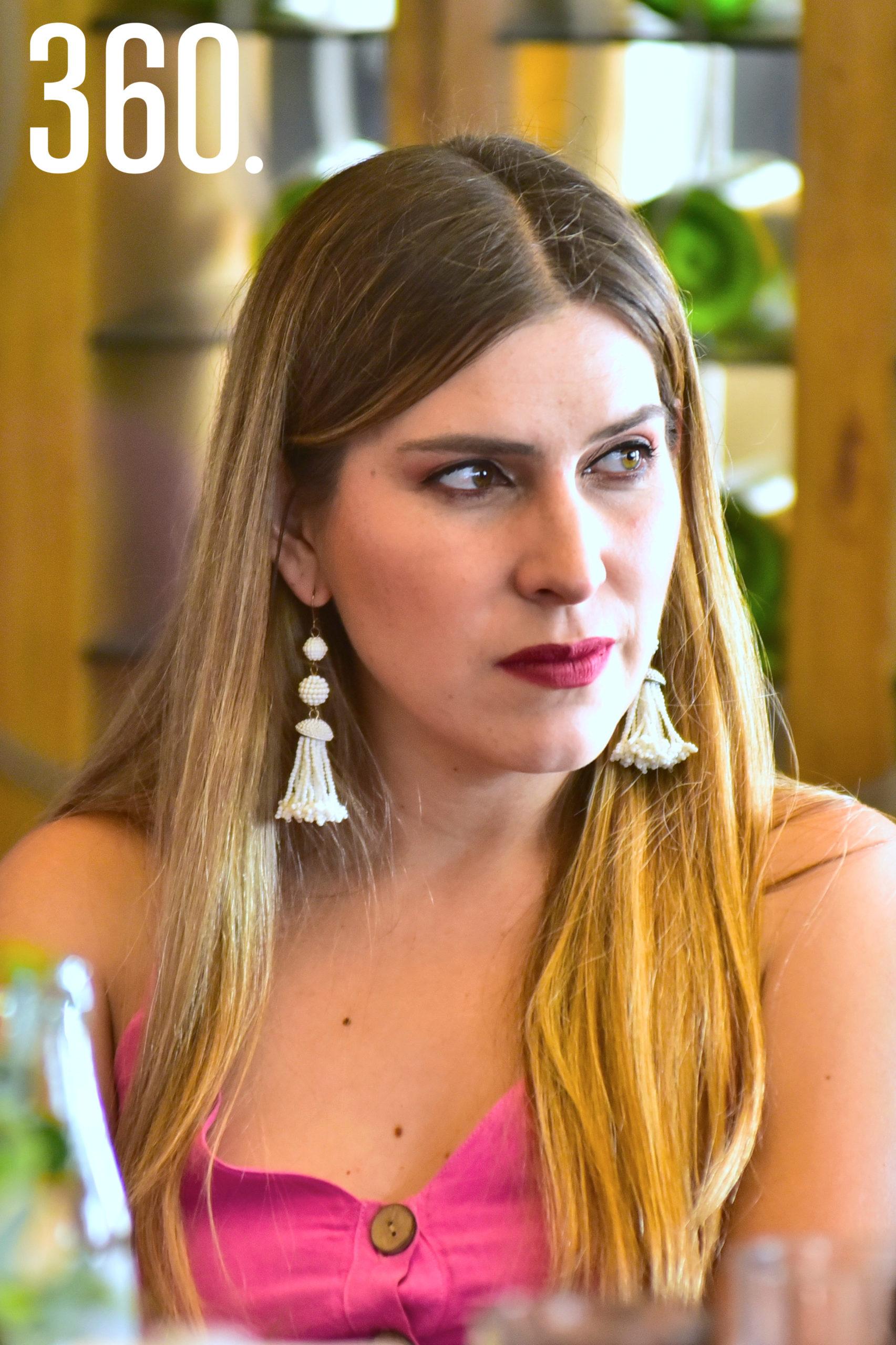 Mónica Lozano.