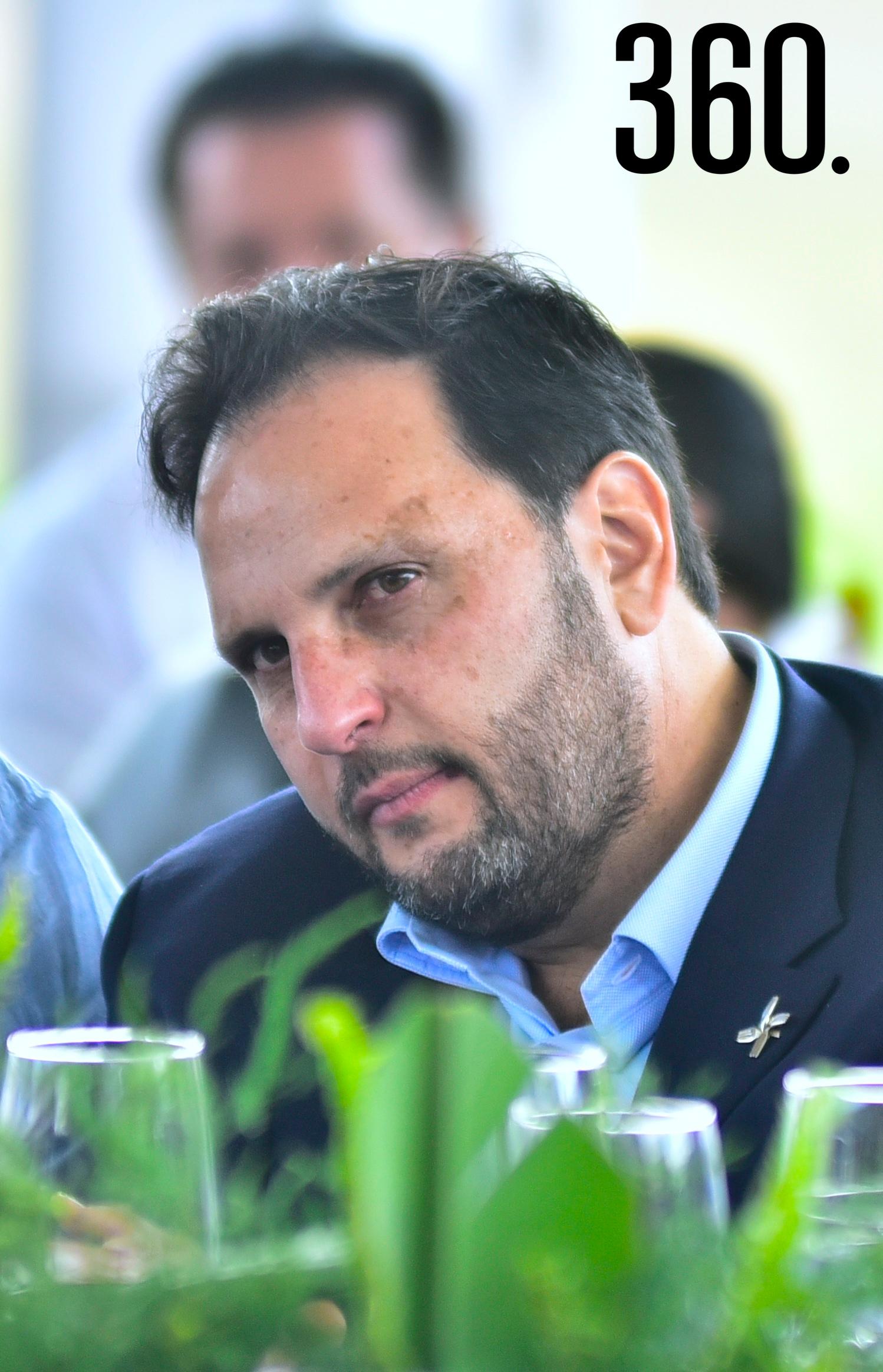 Germán González, presidente nacional de CANIRAC.