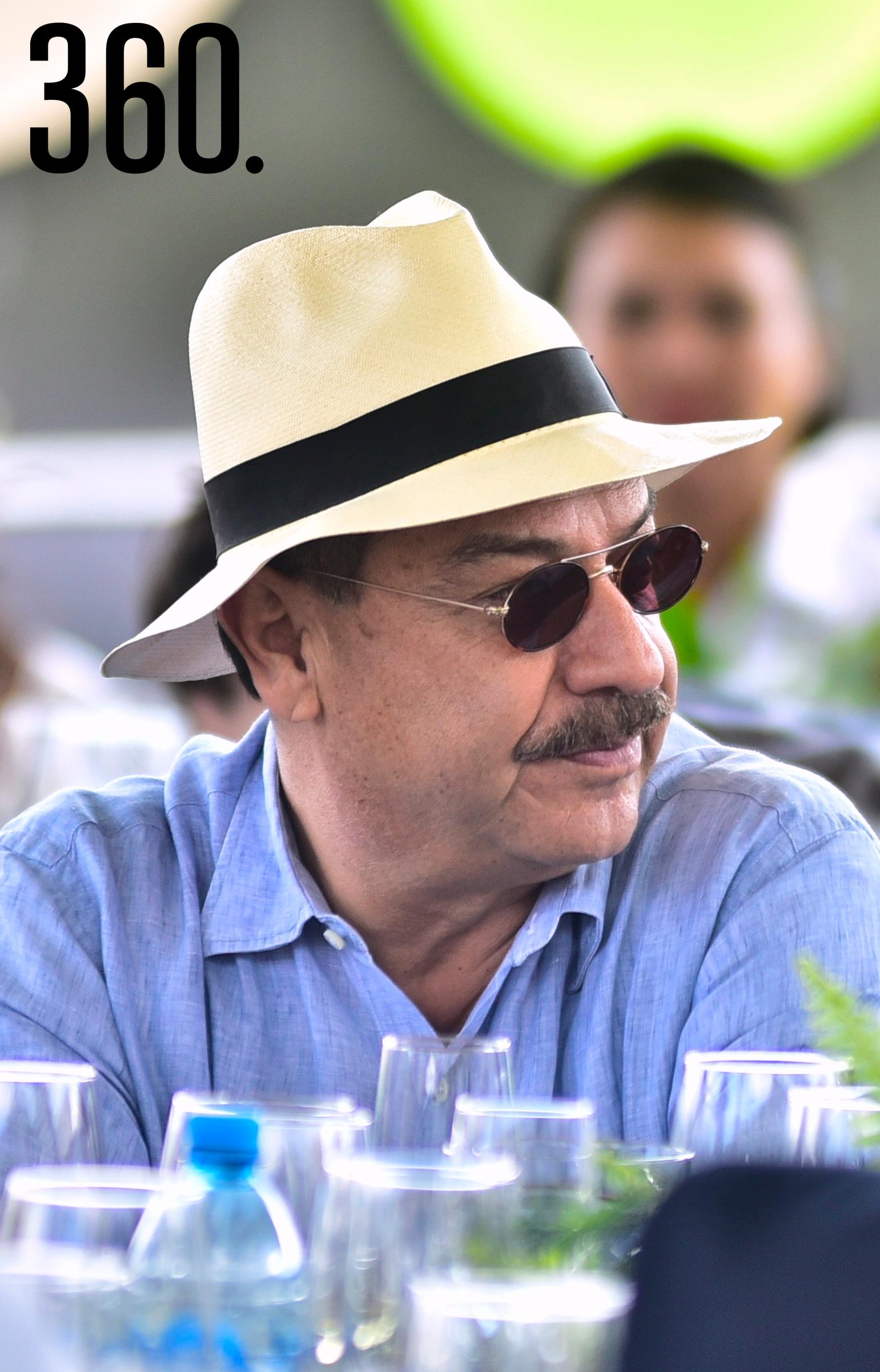 Fernando de las Fuentes.