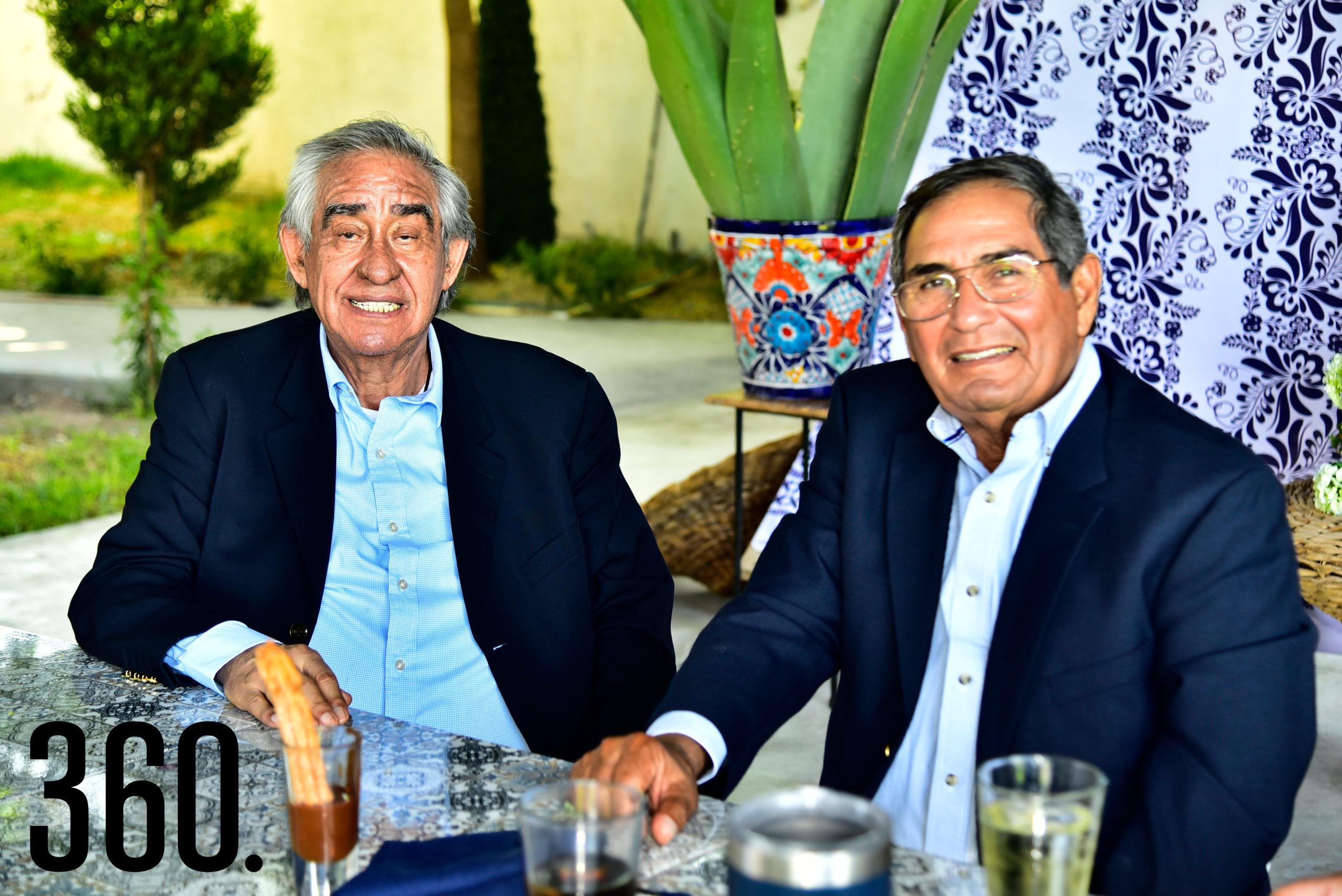 Ramón Martínez y José María Carrillo.