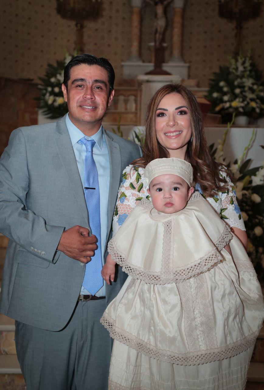 Familia Martínez Carrillo.
