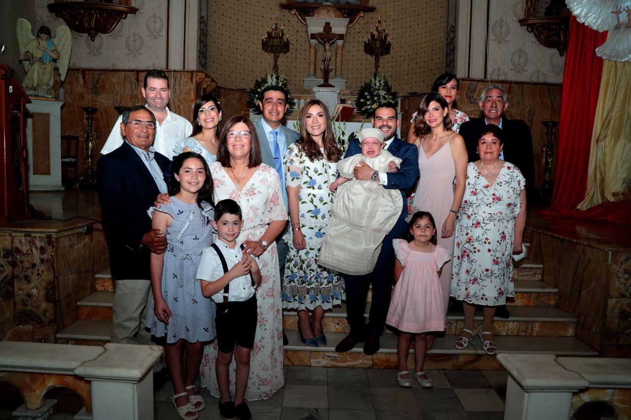 Familiares de José Emilio.