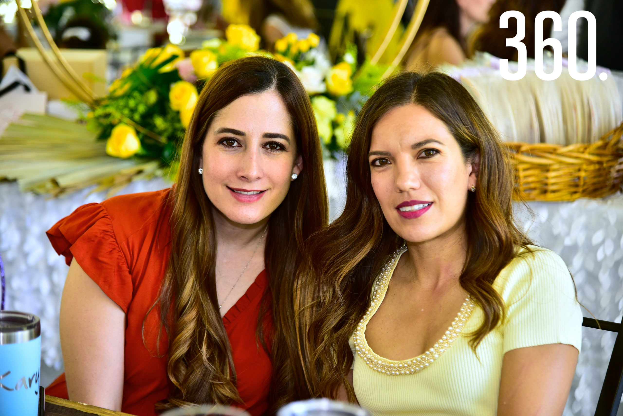Tammy Elizondo y Karina González.