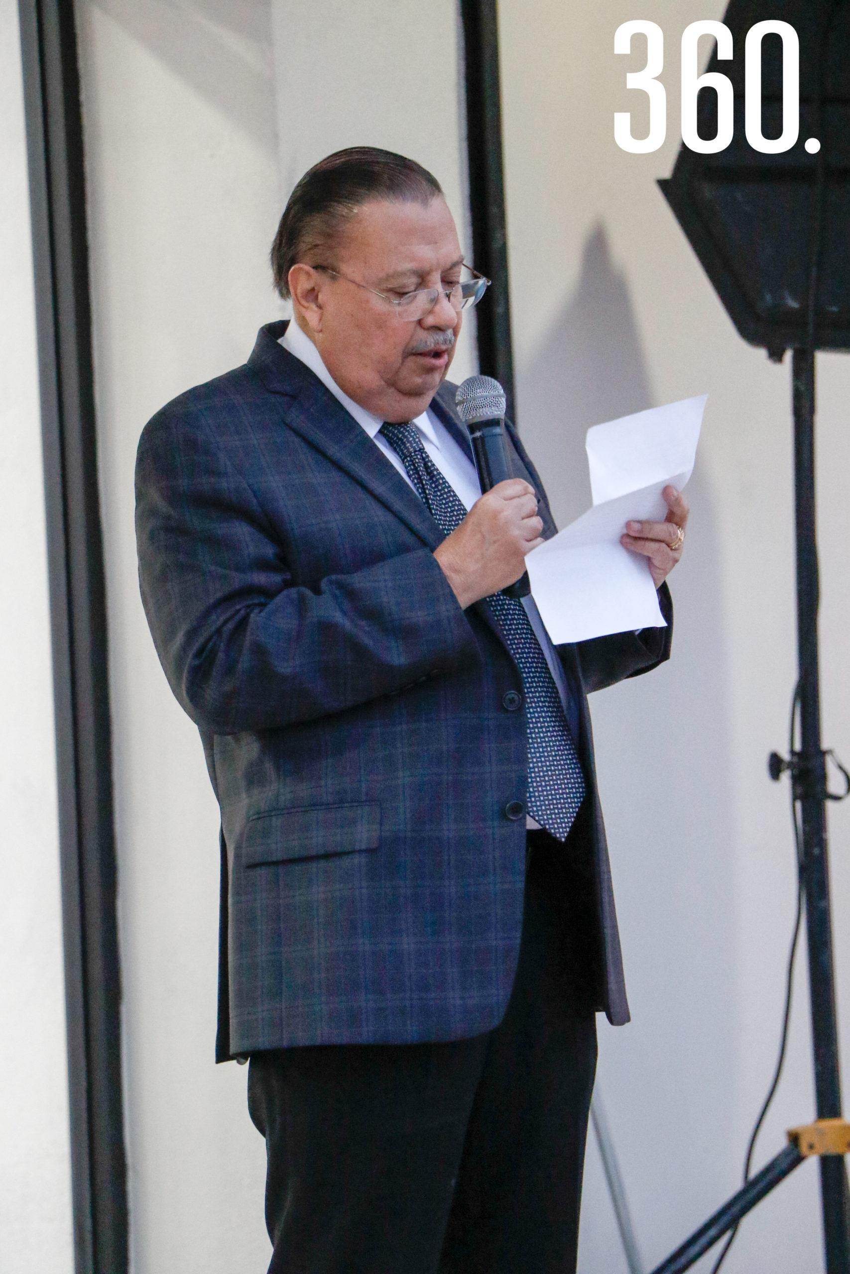 Héctor Gorena, Berel.