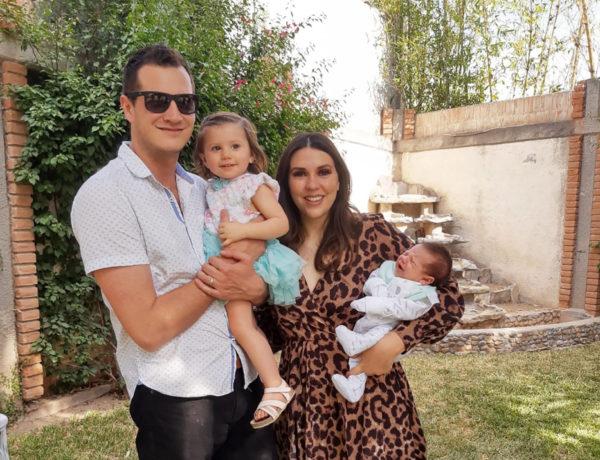 Familia Aguilera Páder.