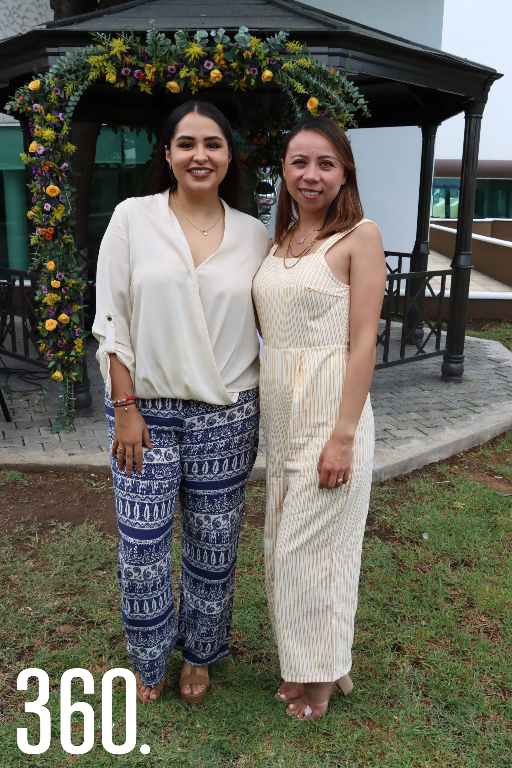 Marcela Guajardo y Karina Aguirre.