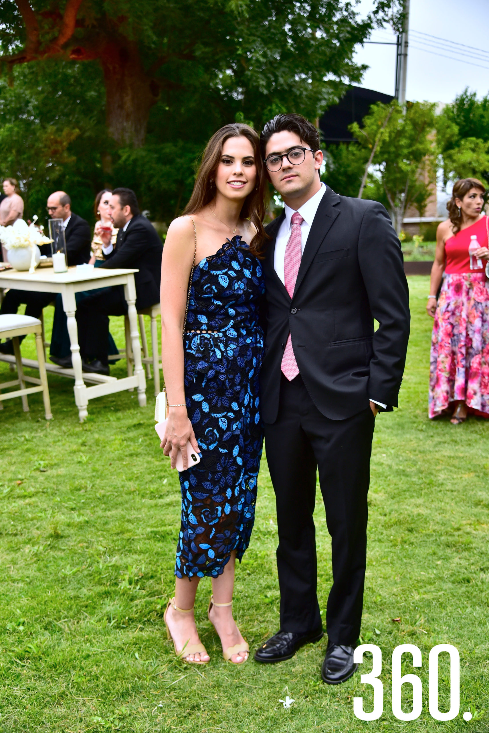 Lorena Sada y Hernán Dávila