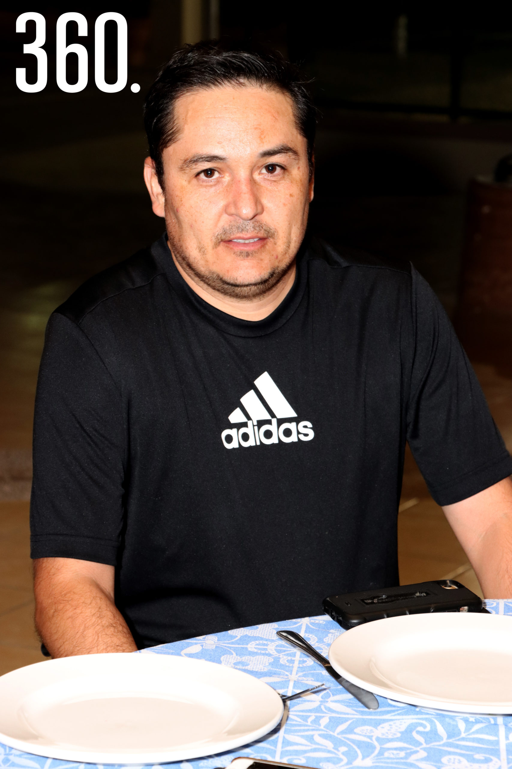 Luis Mellado.