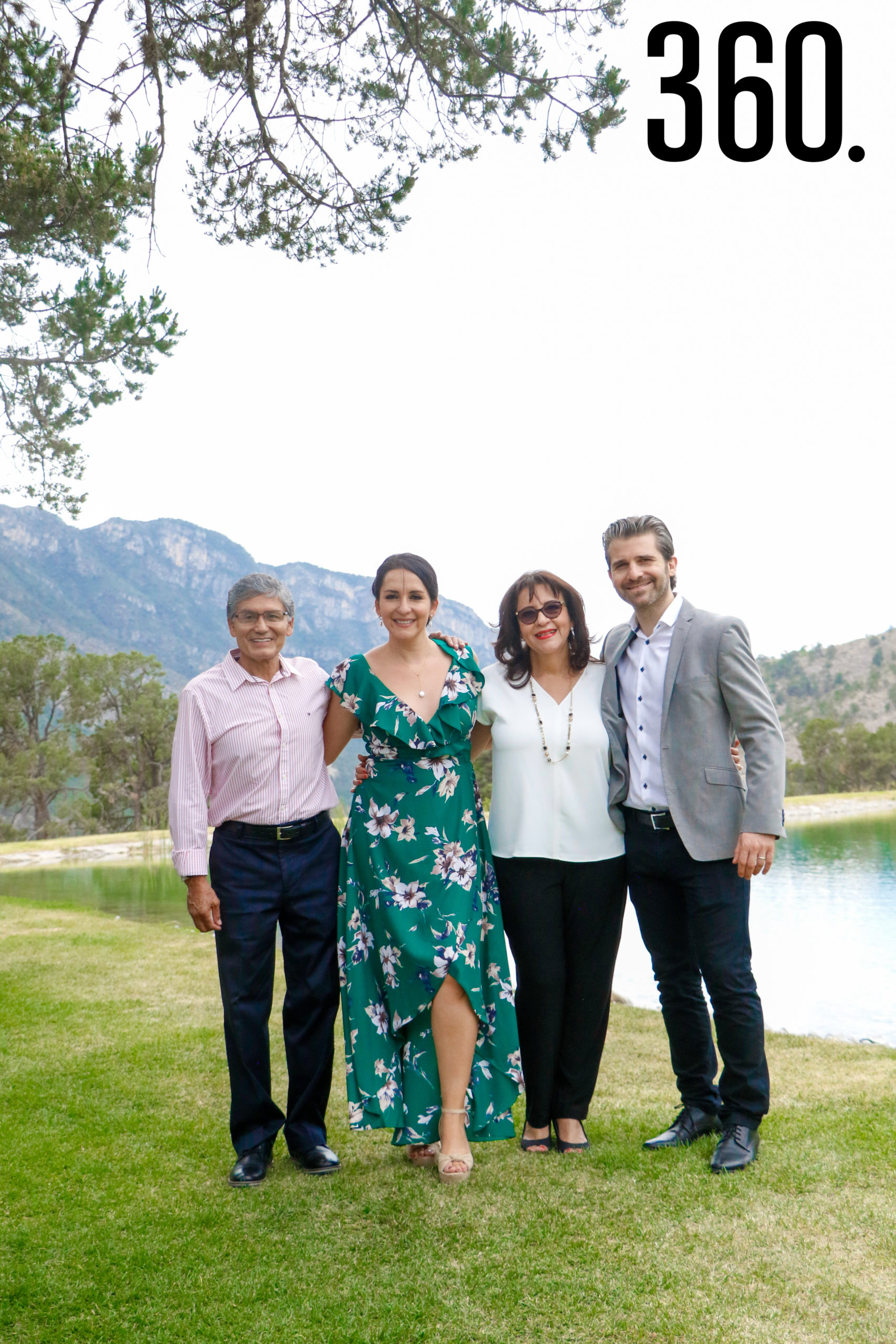 Alfonso Aguado, Erika Gallegos, Marcela Vázquez y y Baris Emre Öztürk.