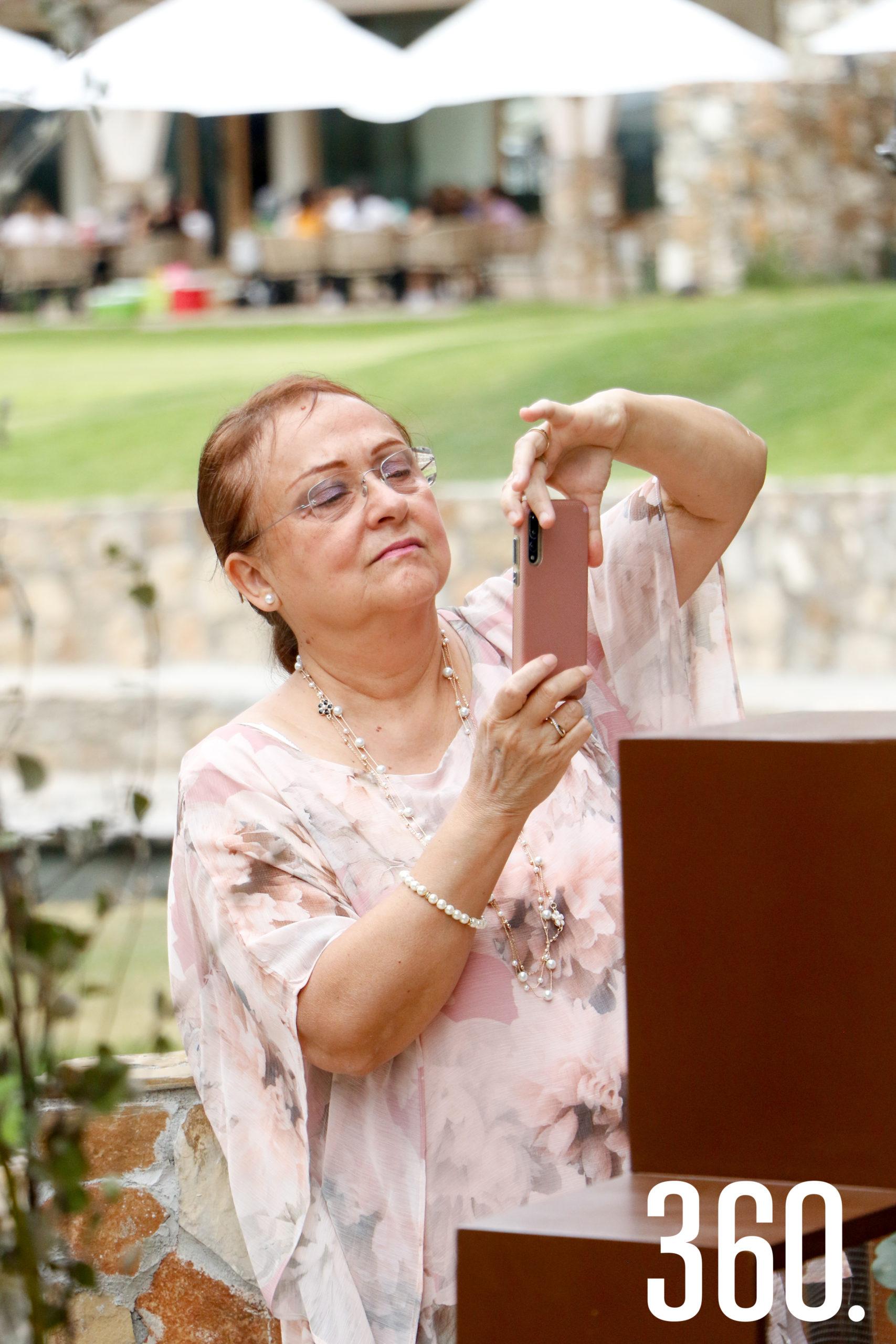 Leila Vázquez.