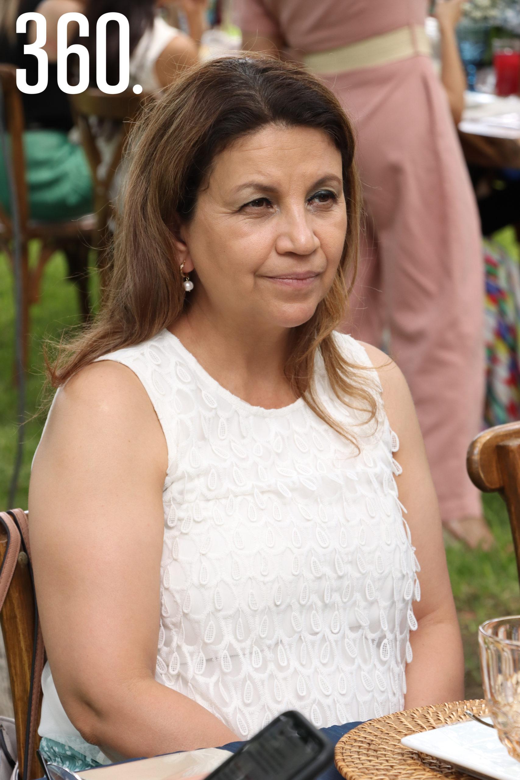 Patricia Faz.