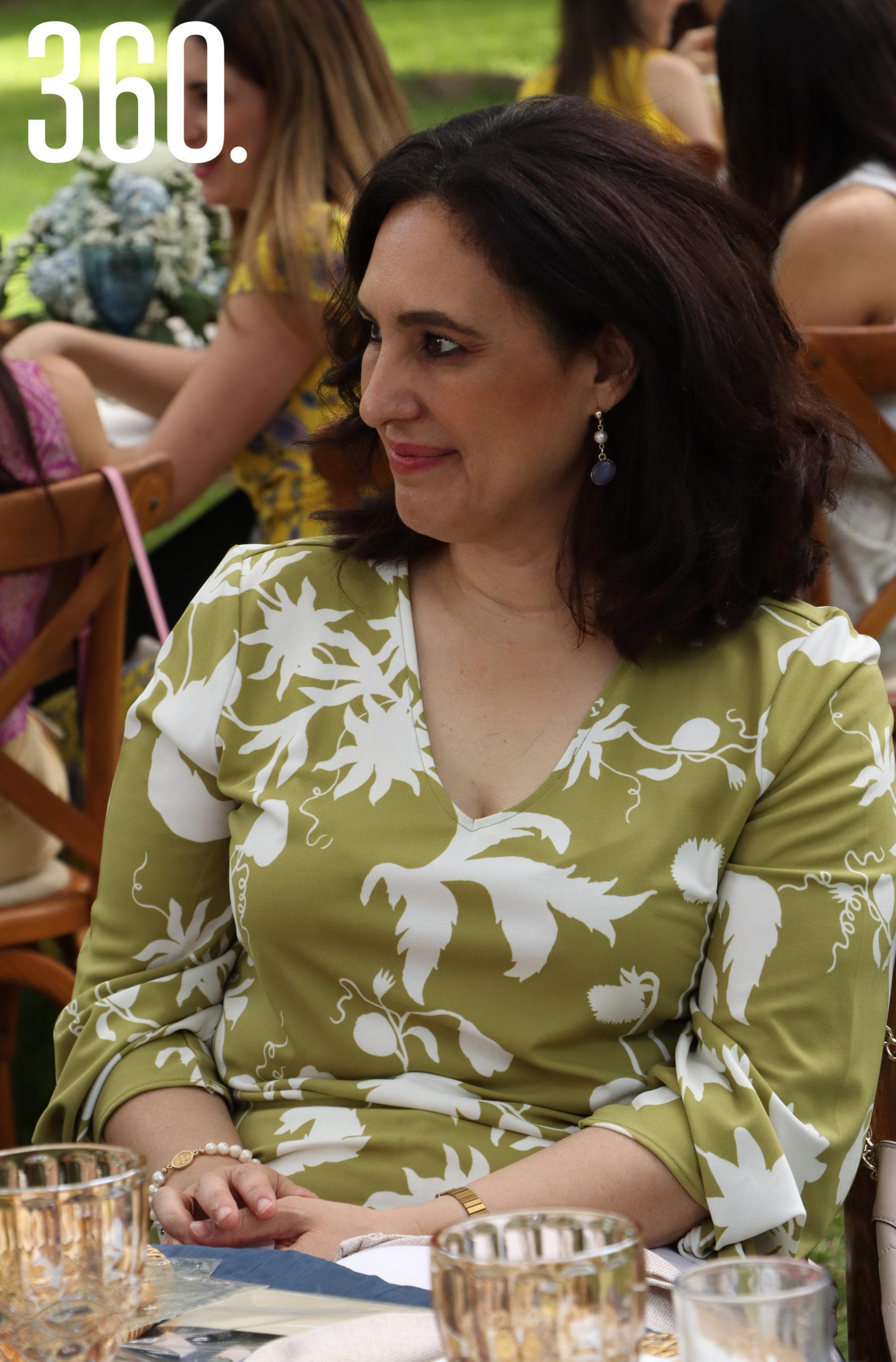 Alejandra Gutiérrez de Peart.