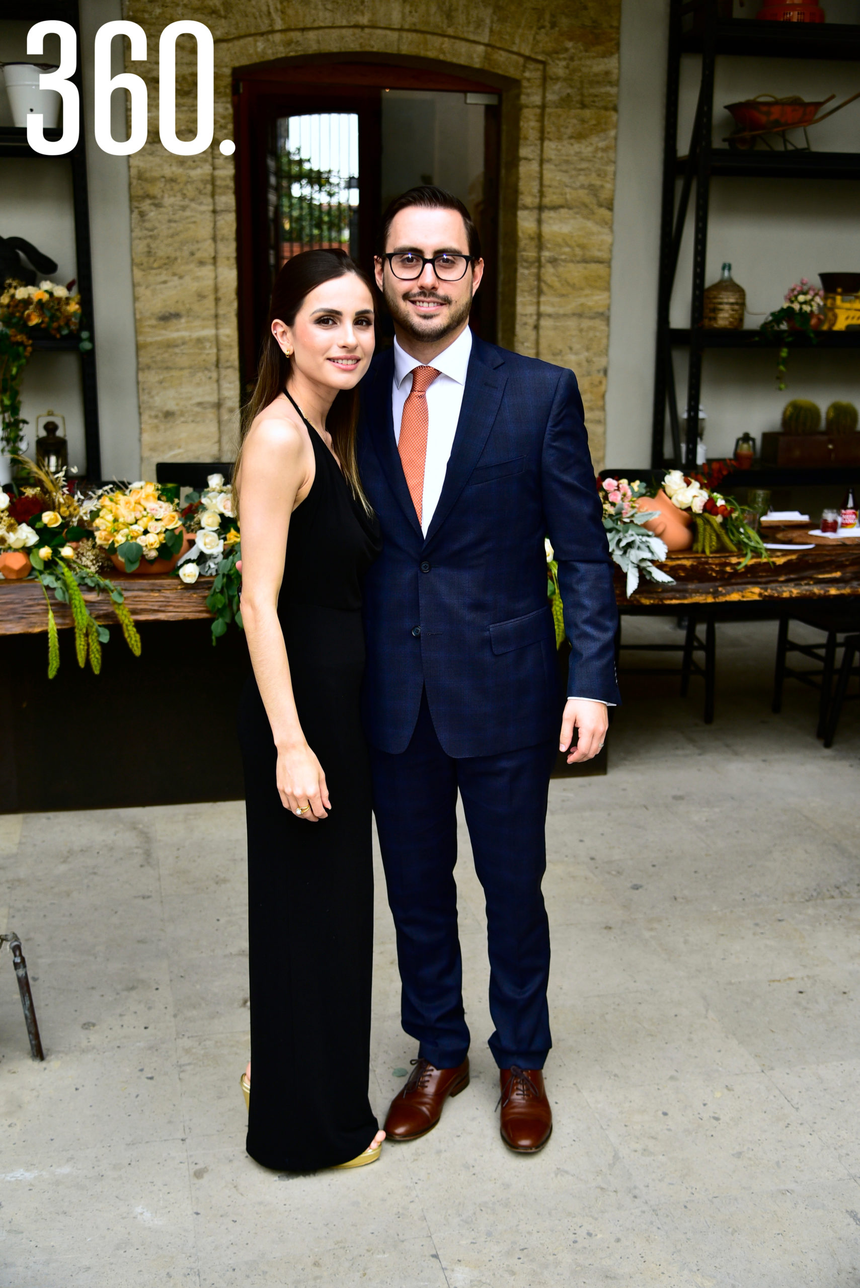 Miriam Guajardo y Juan Pablo Rodríguez.
