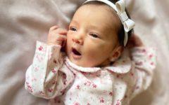 Ana Catalina nació en el hospital Conchita.