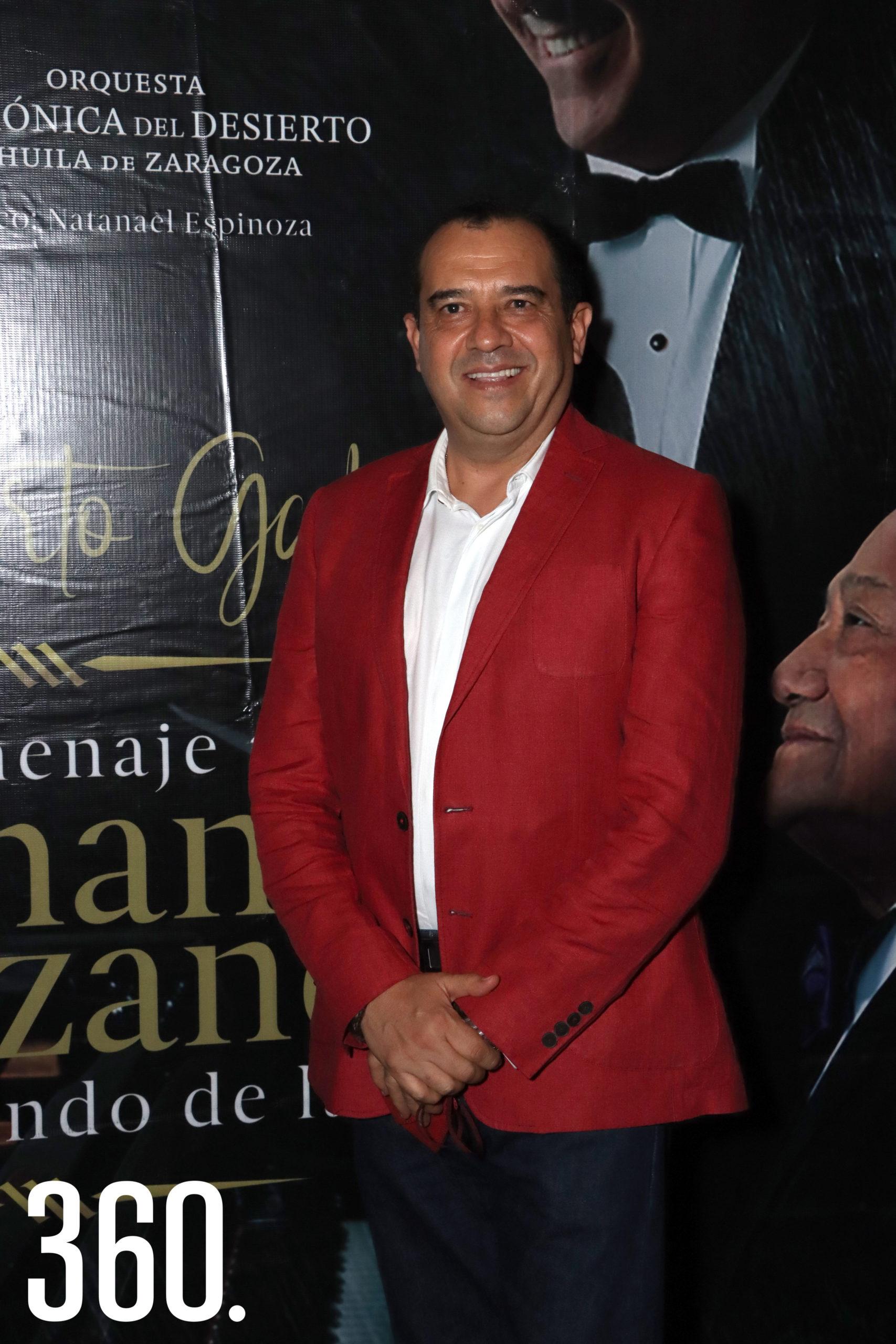 Gonzalo Estrada.