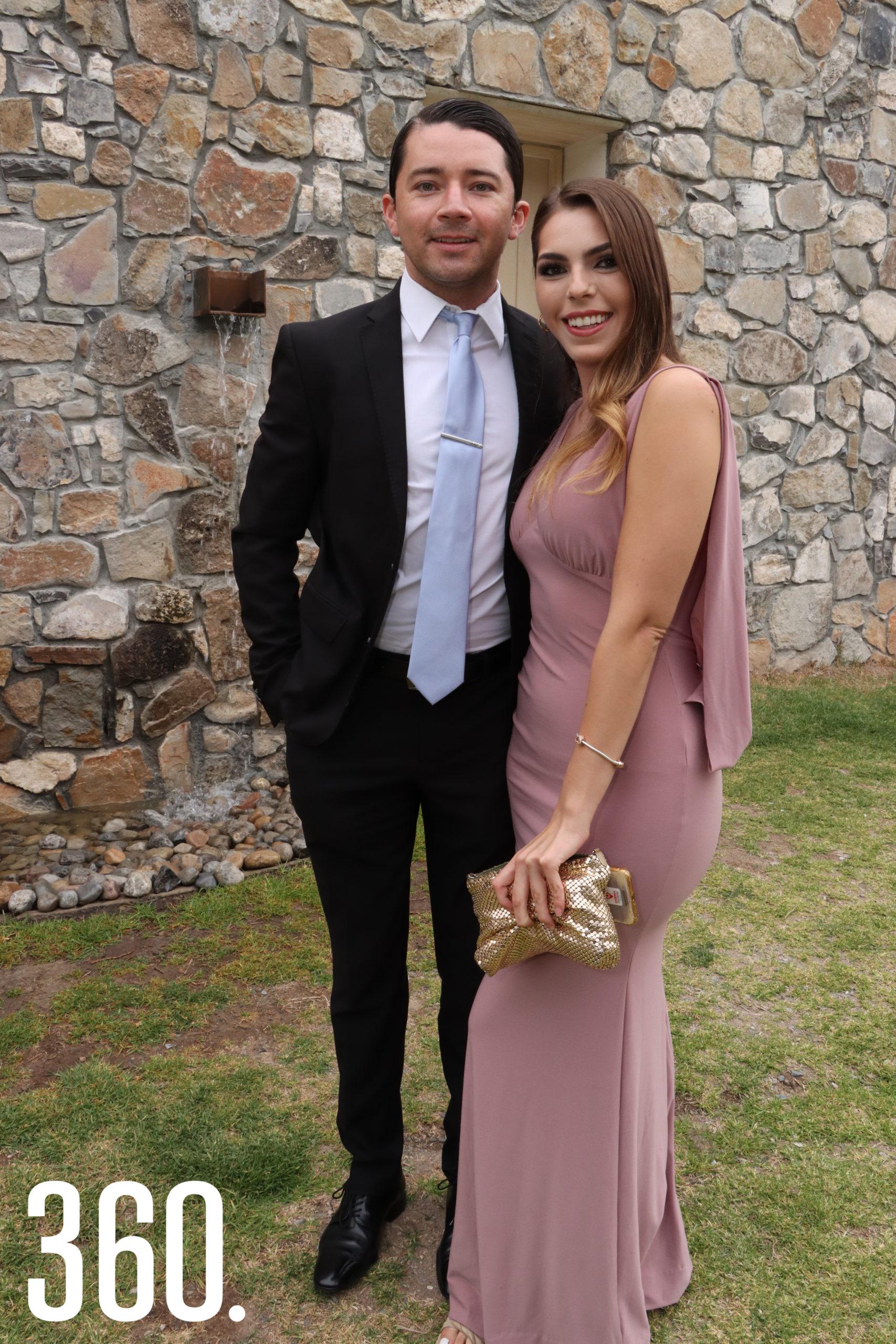 Ricardo Castro y Ana Krasnohira.