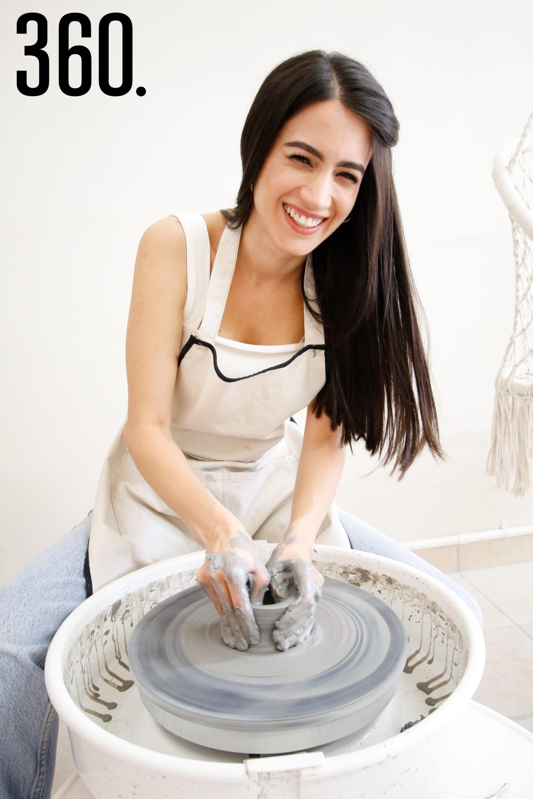 La cerámica mejora la concentración, incrementa la creatividad y el autoestima, y favorece el desapego.