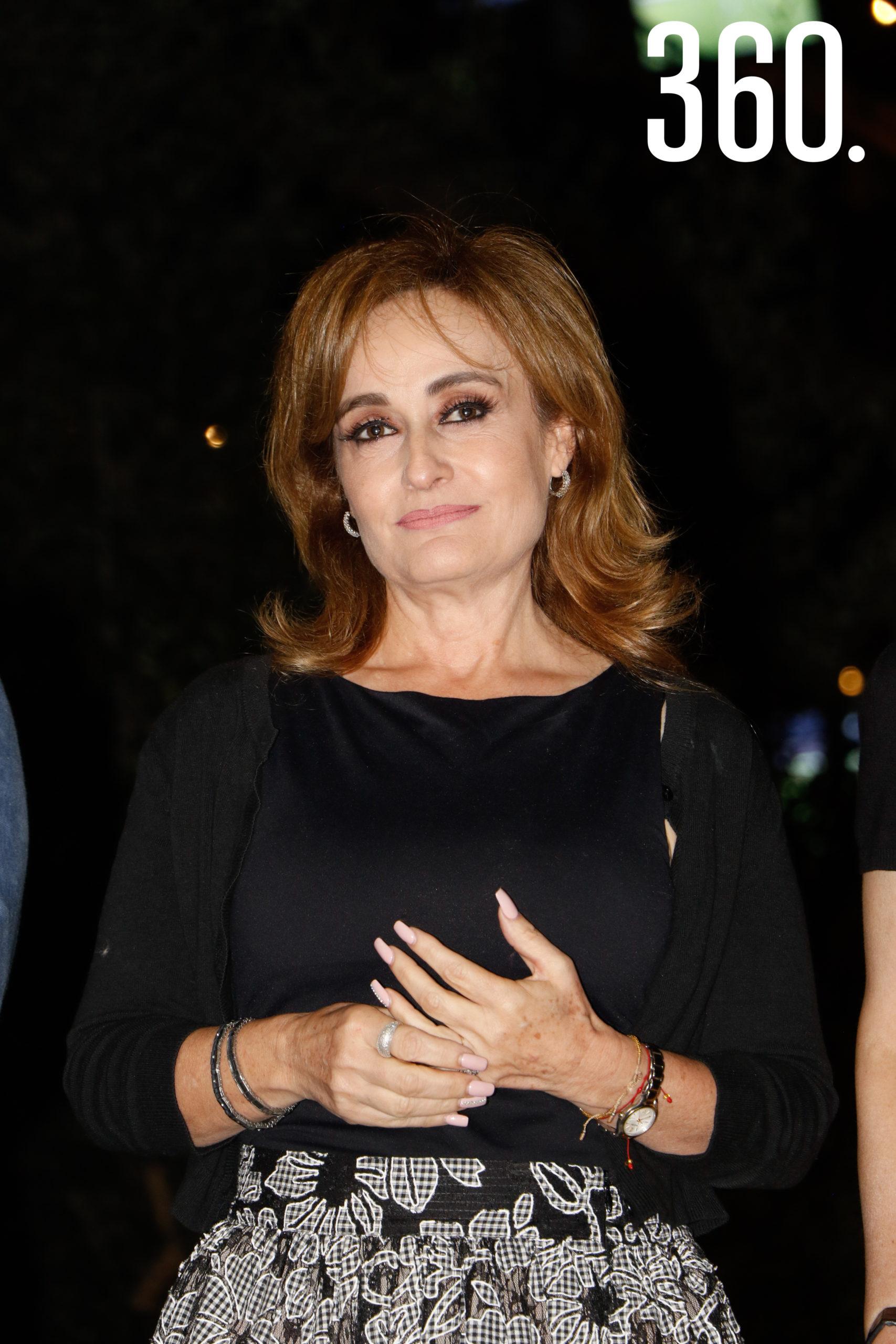 Azucena Ramos, secretaria de turismo.