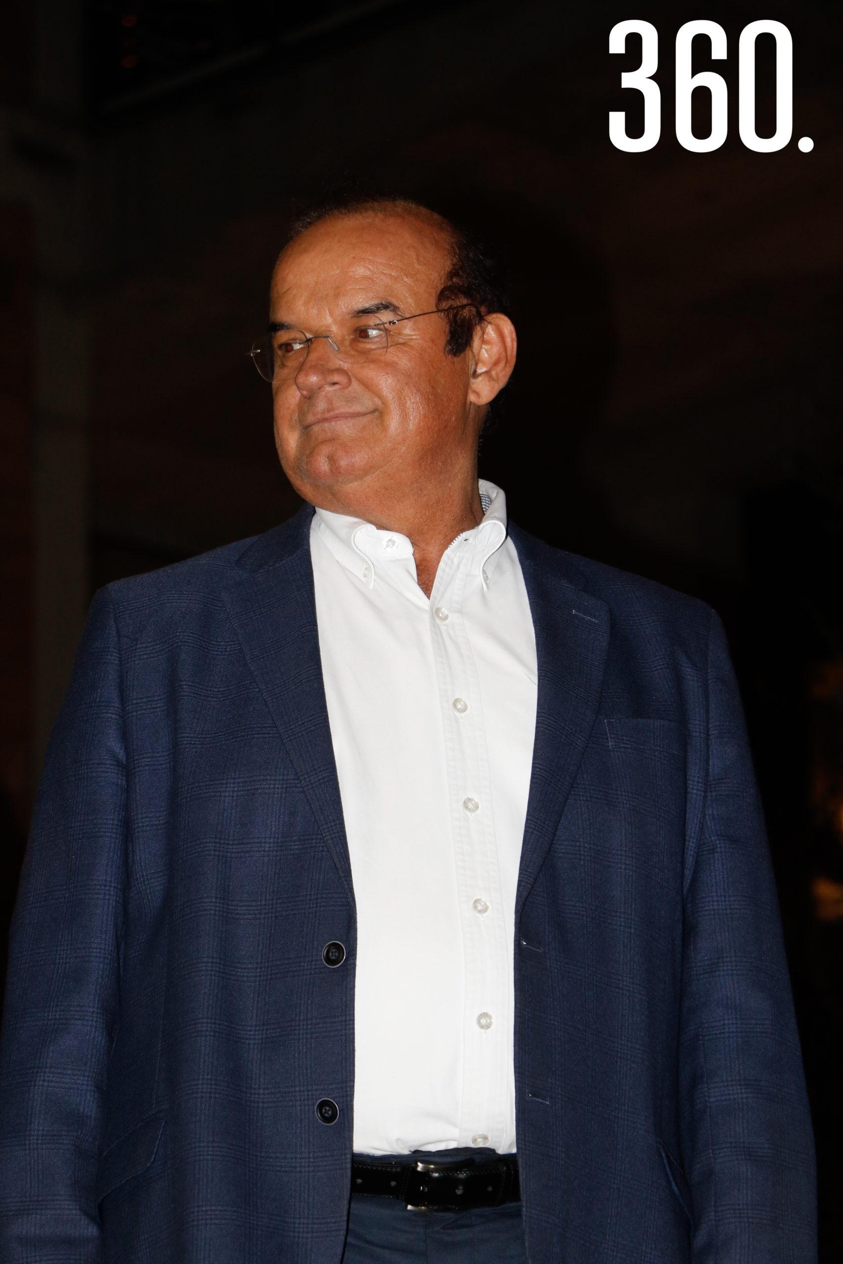 Jaime Guerra, secretario de economía.