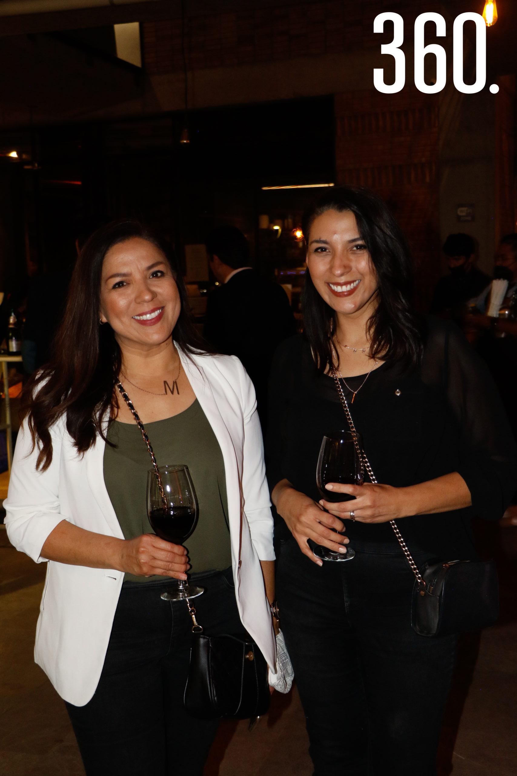 Marissa y Lili García.