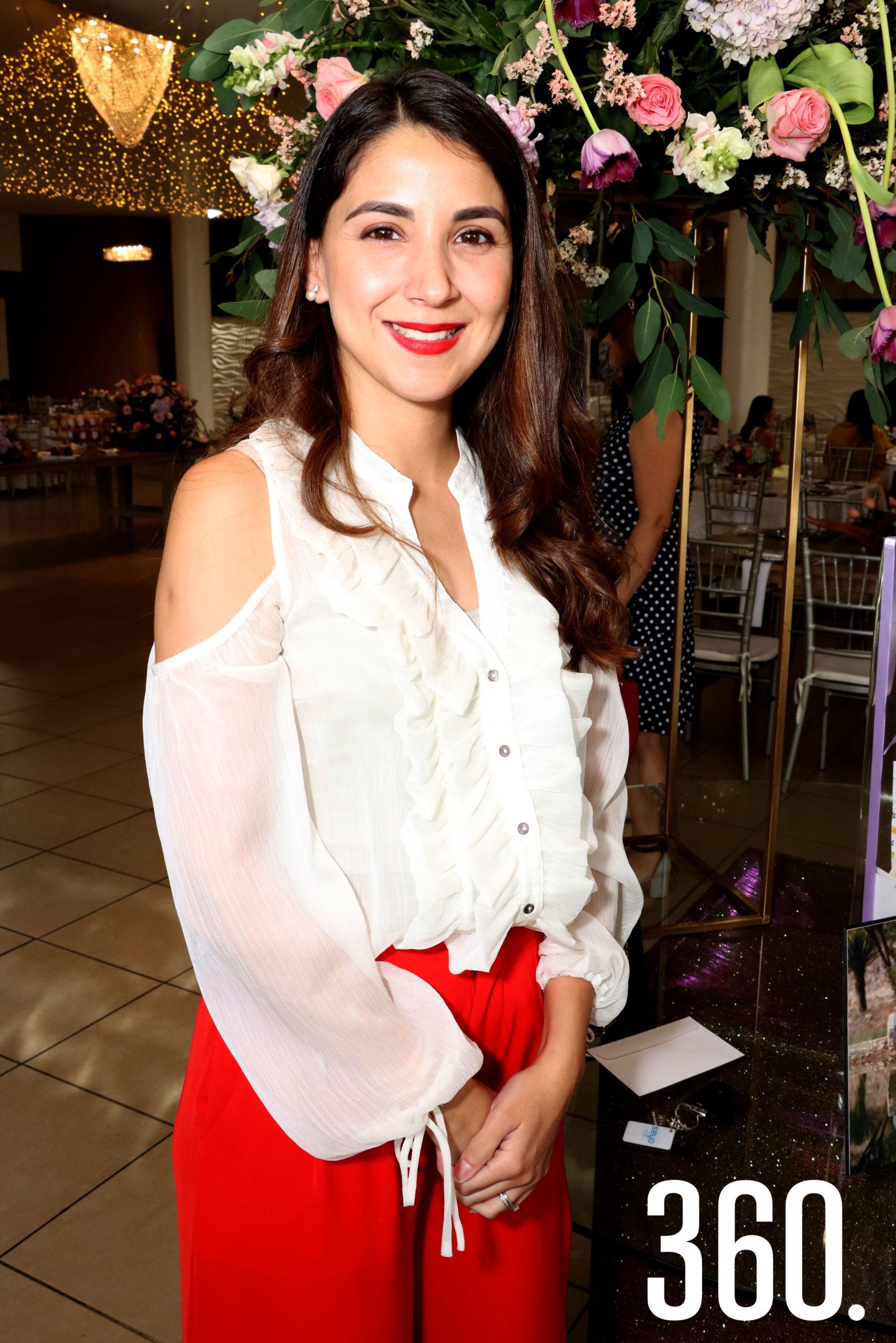 Daniela Treviño.