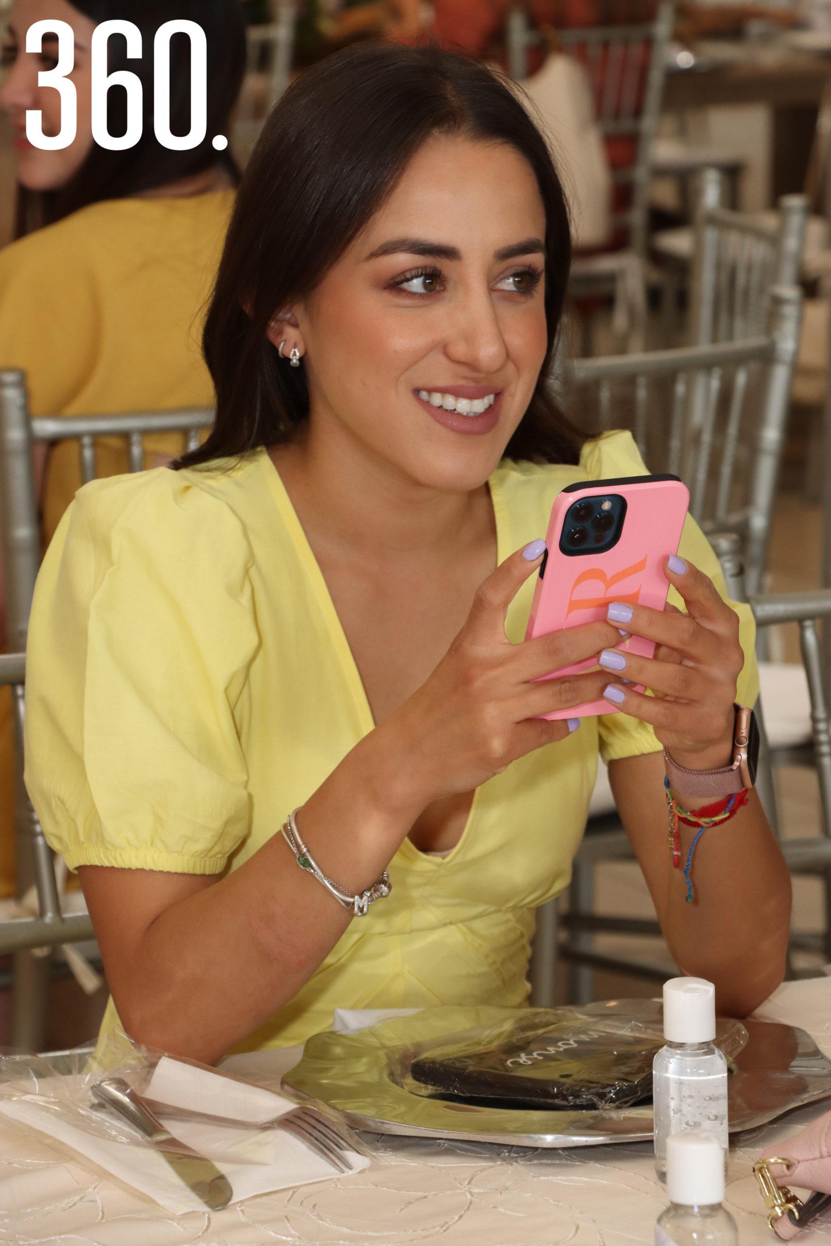 Montserrat Ramírez.