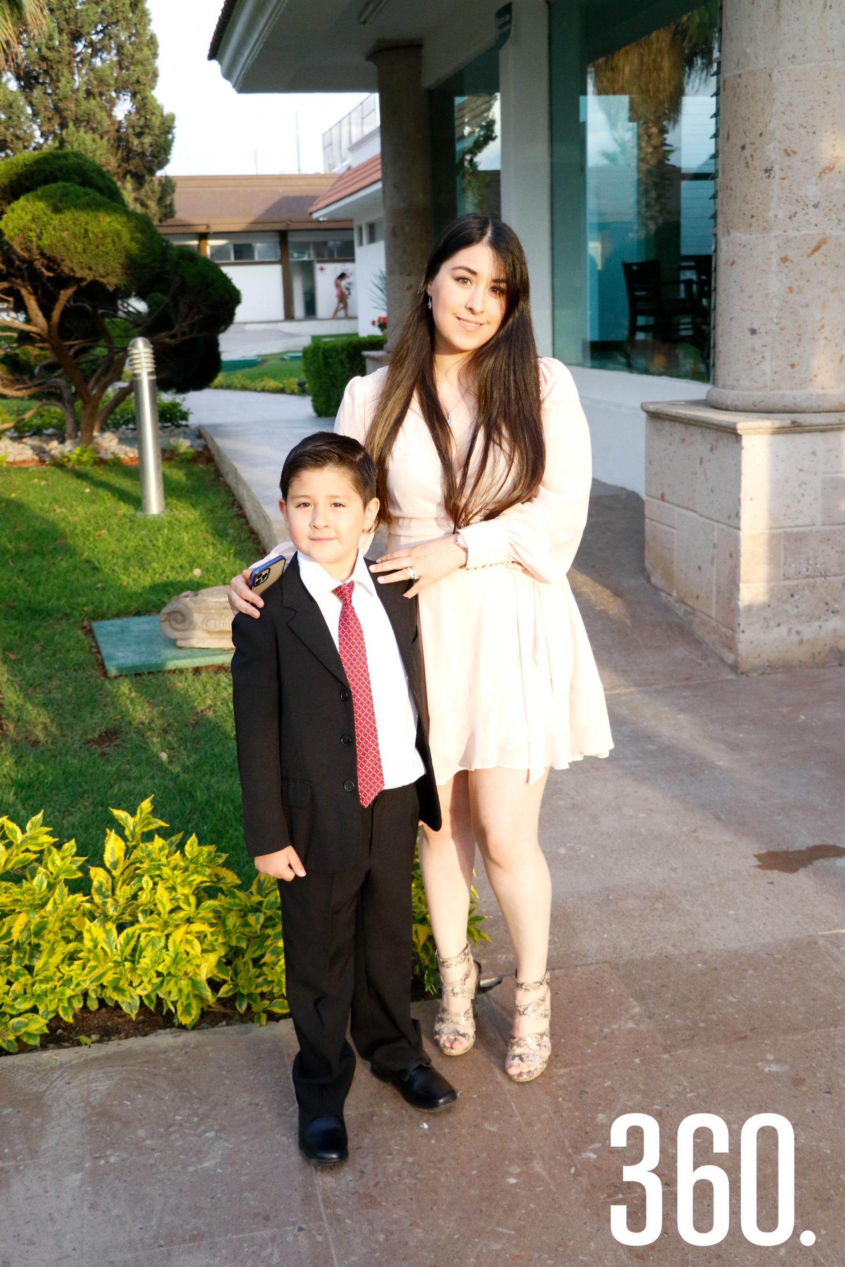 Orlando Morales y Brenda Rivera.