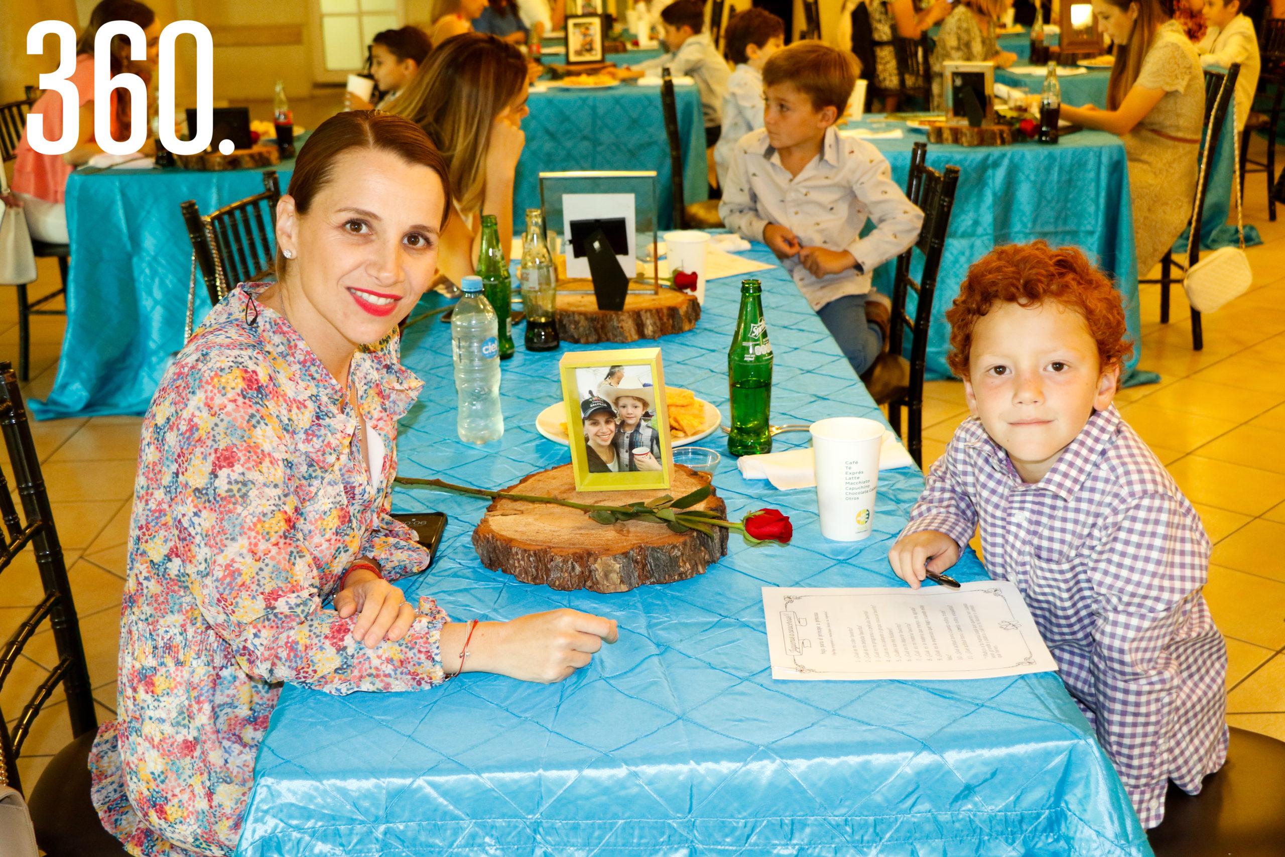 María Bárbara Cepeda y Salvador José.