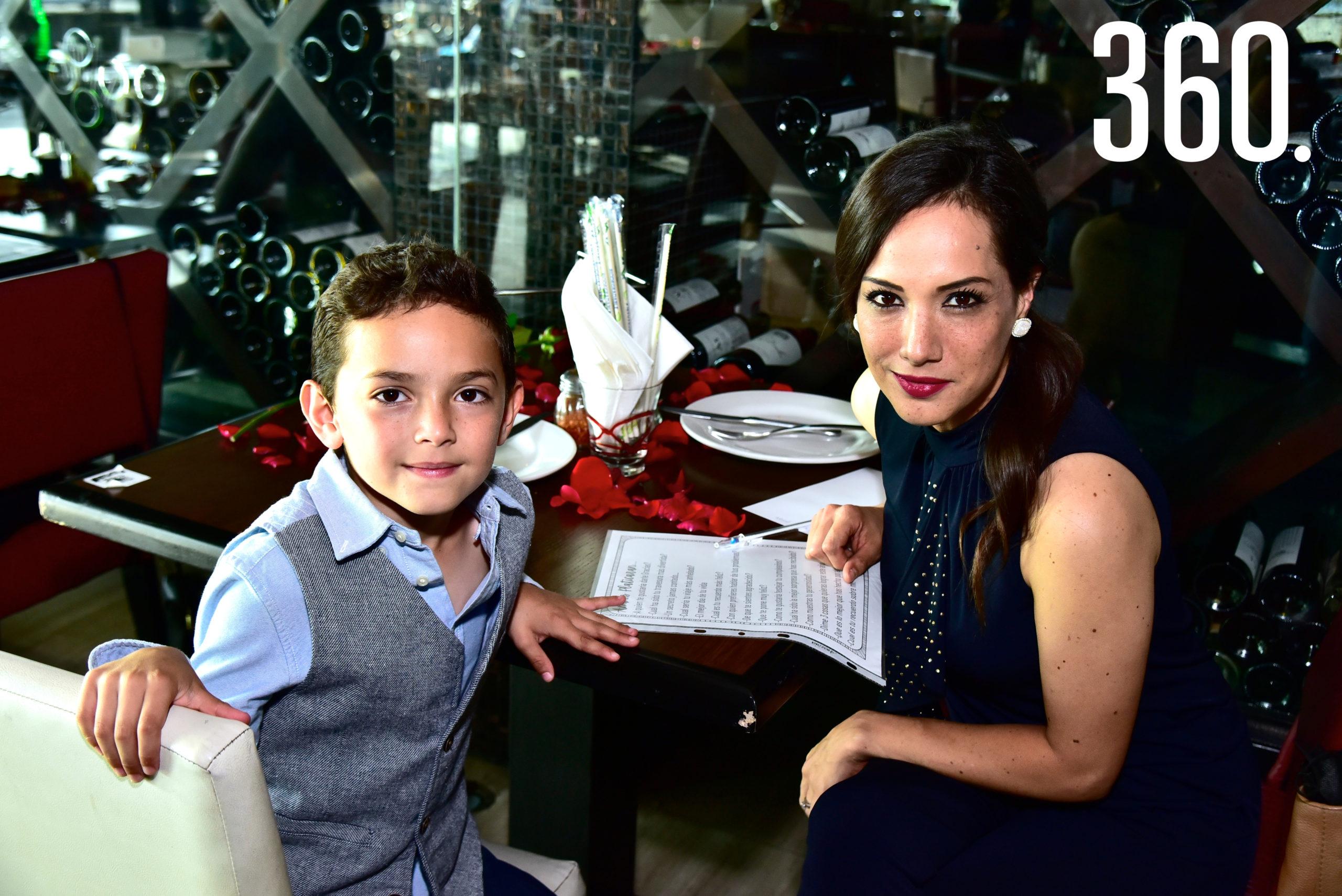 Emiliano Aguirre y Cristina de Aguirre.