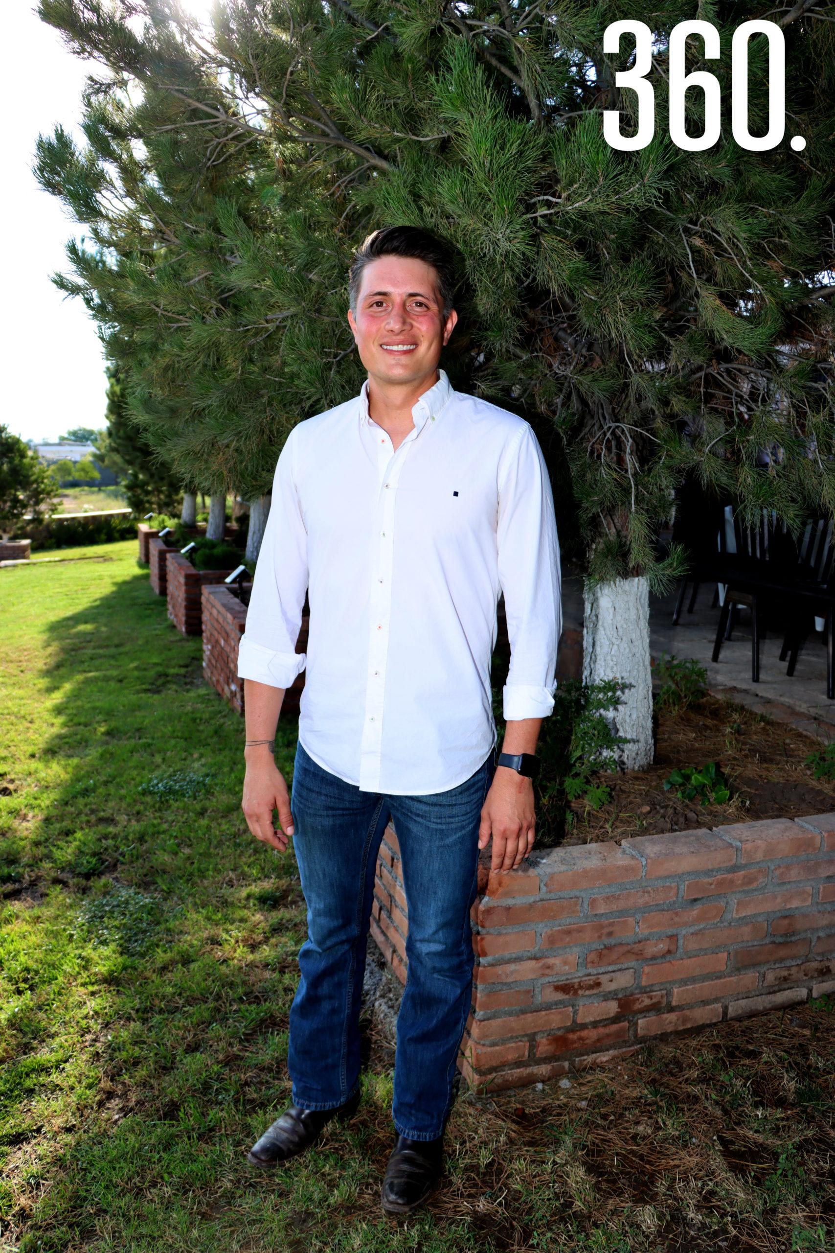 Alberto Prado Concha.