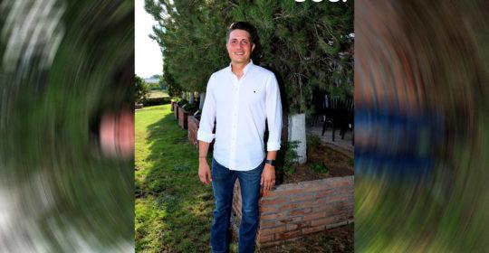 Alberto Prado Concha se casará el próximo siete de julio con su prometida Alina Castillo Richer.
