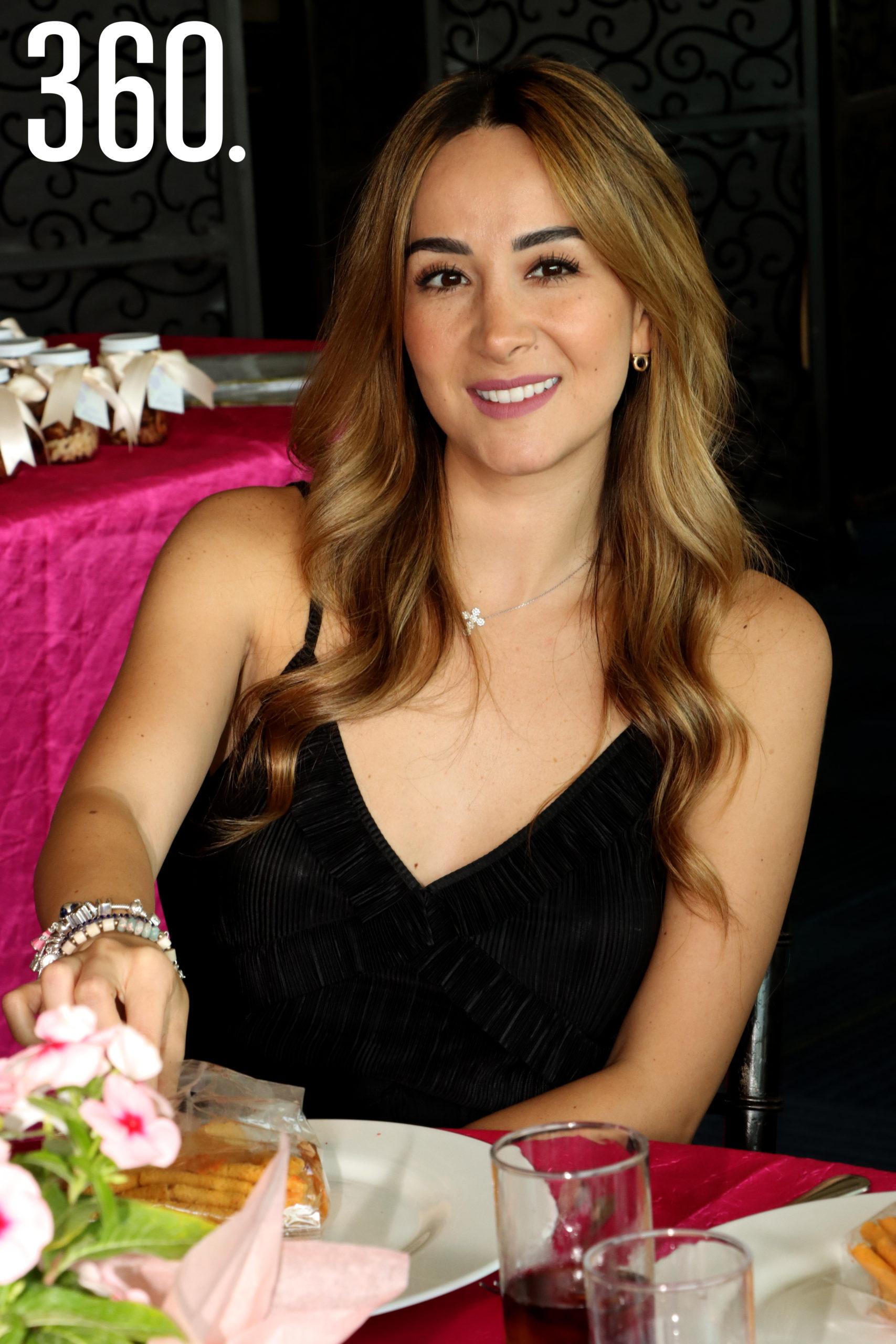 Anna Sofía González.