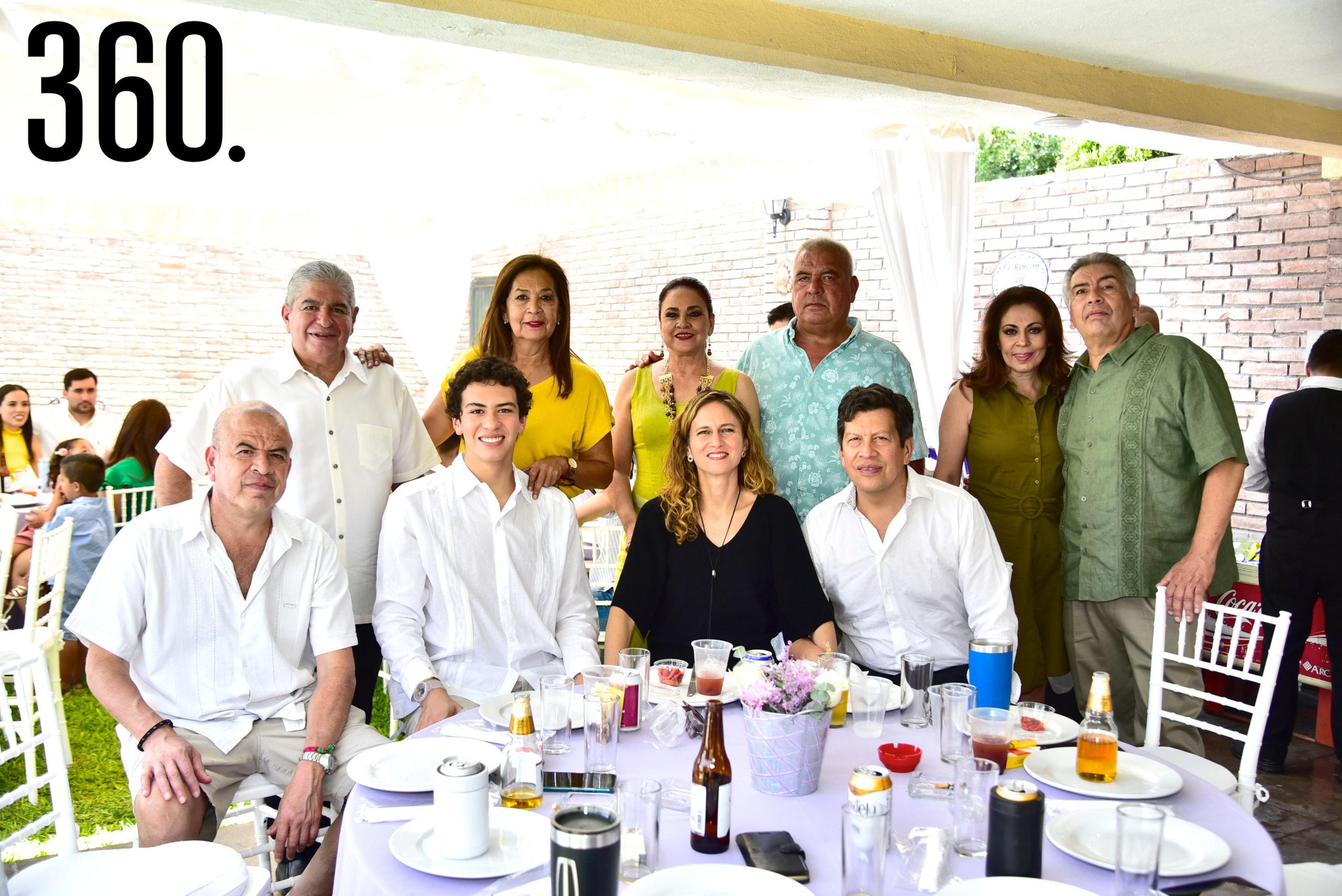 Familia Ventura.