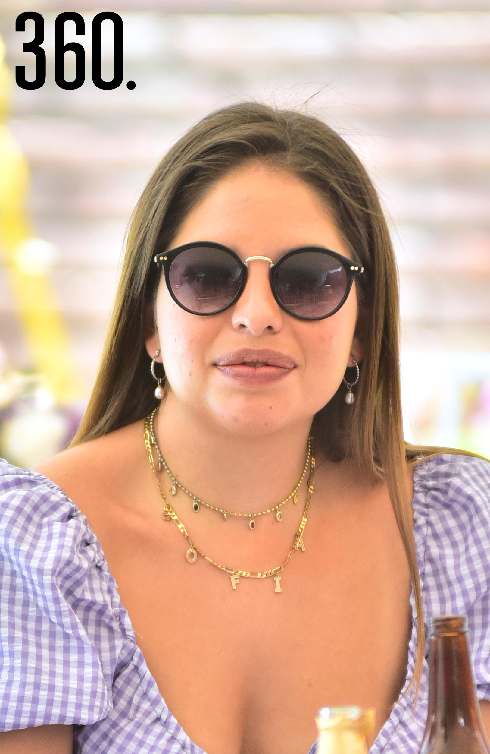 Sofía Cabello.